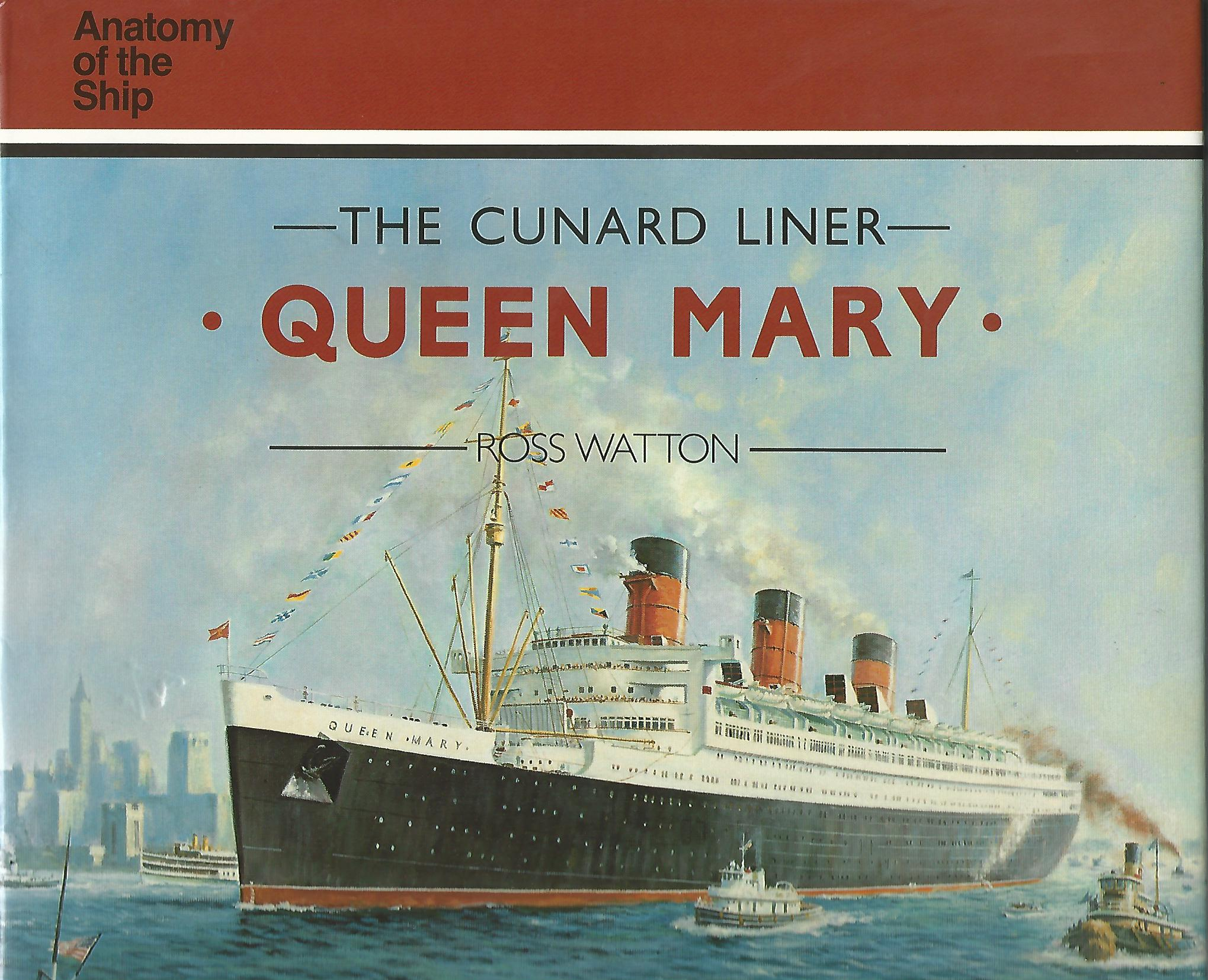 "Image for Cunard Liner ""Queen Mary"" (Anatomy of the Ship)"