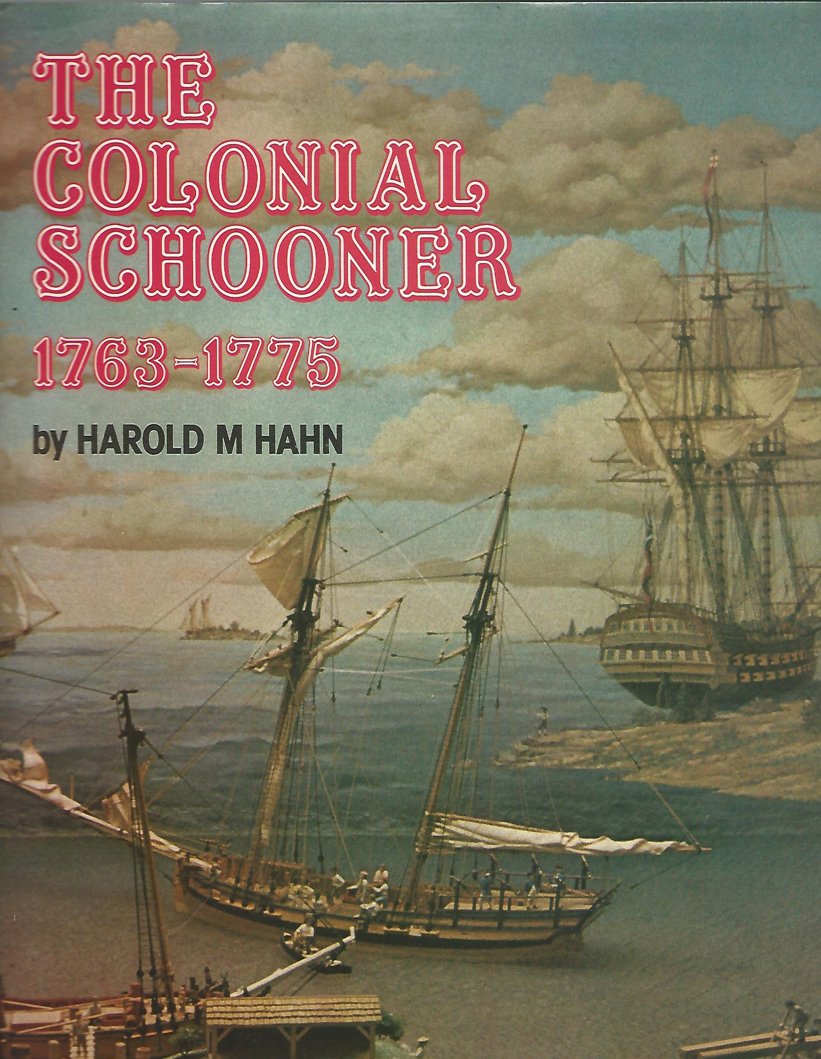 Image for Colonial Schooner 1763-1775