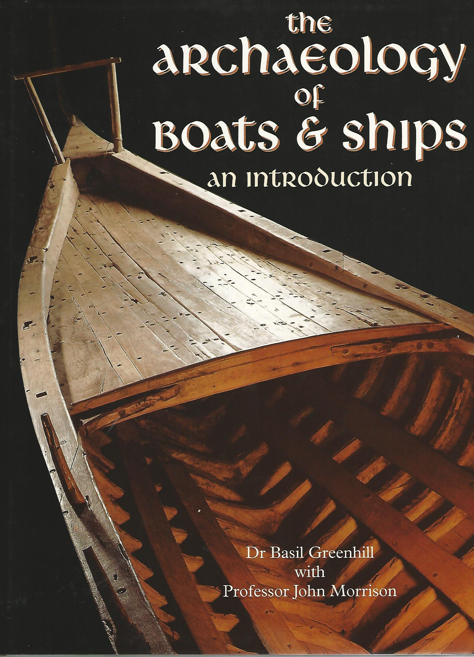 Image for Archaeology of Boats and Ships: An Introduction.