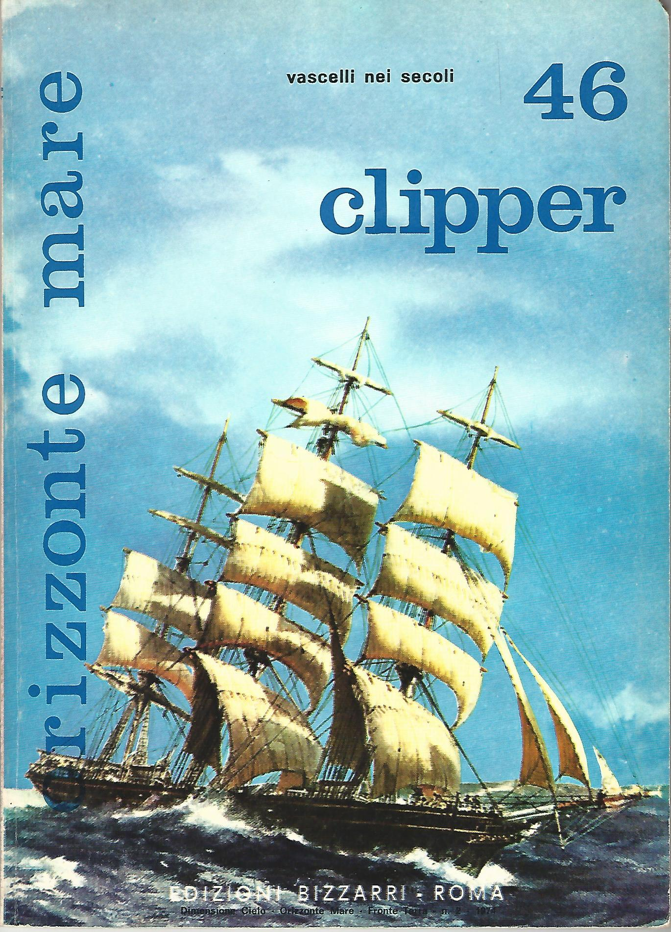 Image for Orizzonte Mare 46: Clipper.