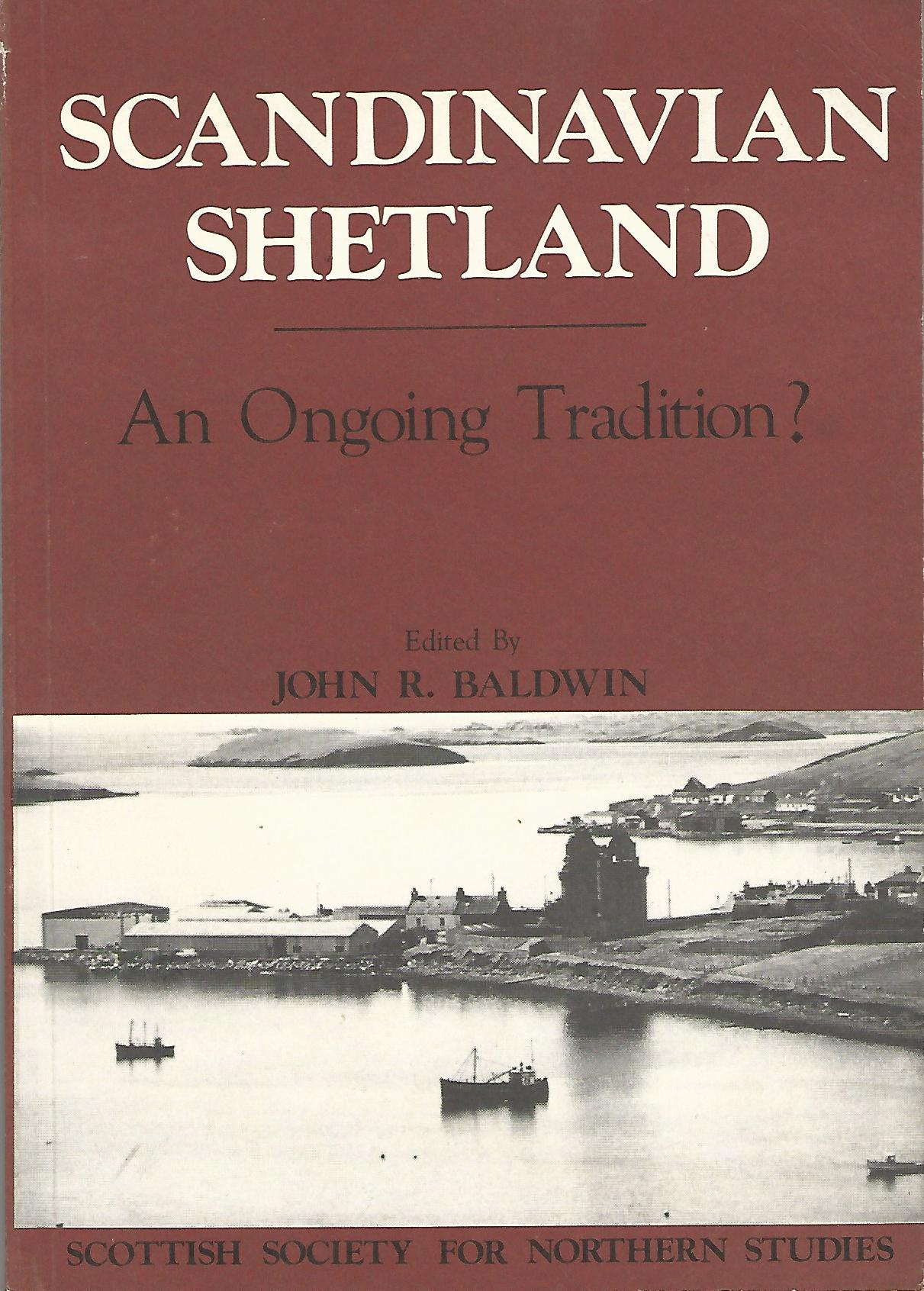Image for Scandinavian Shetland: An ongoing tradition?