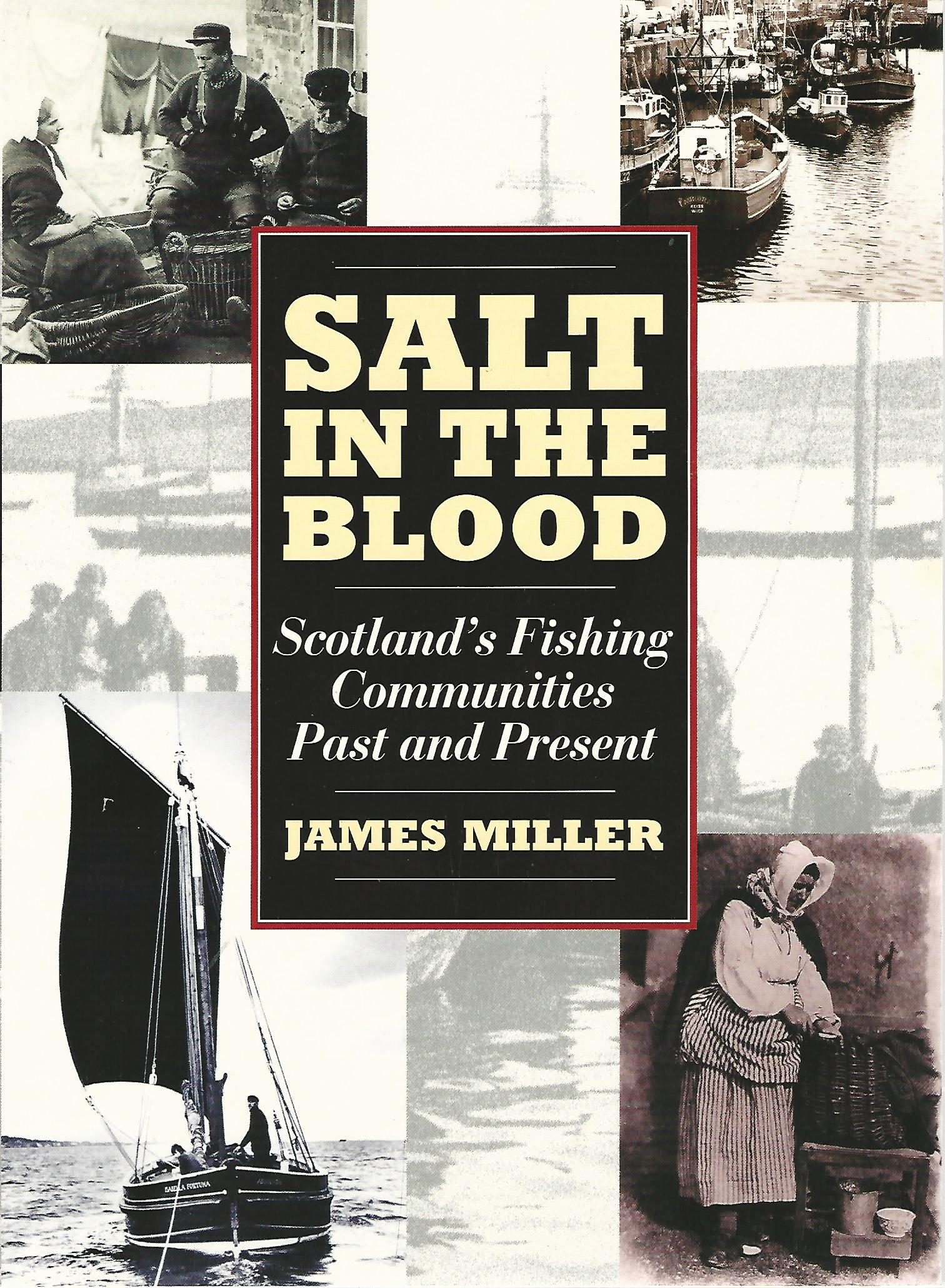 Image for Salt in the Blood: Scotland's Fishing Communities Past and Present