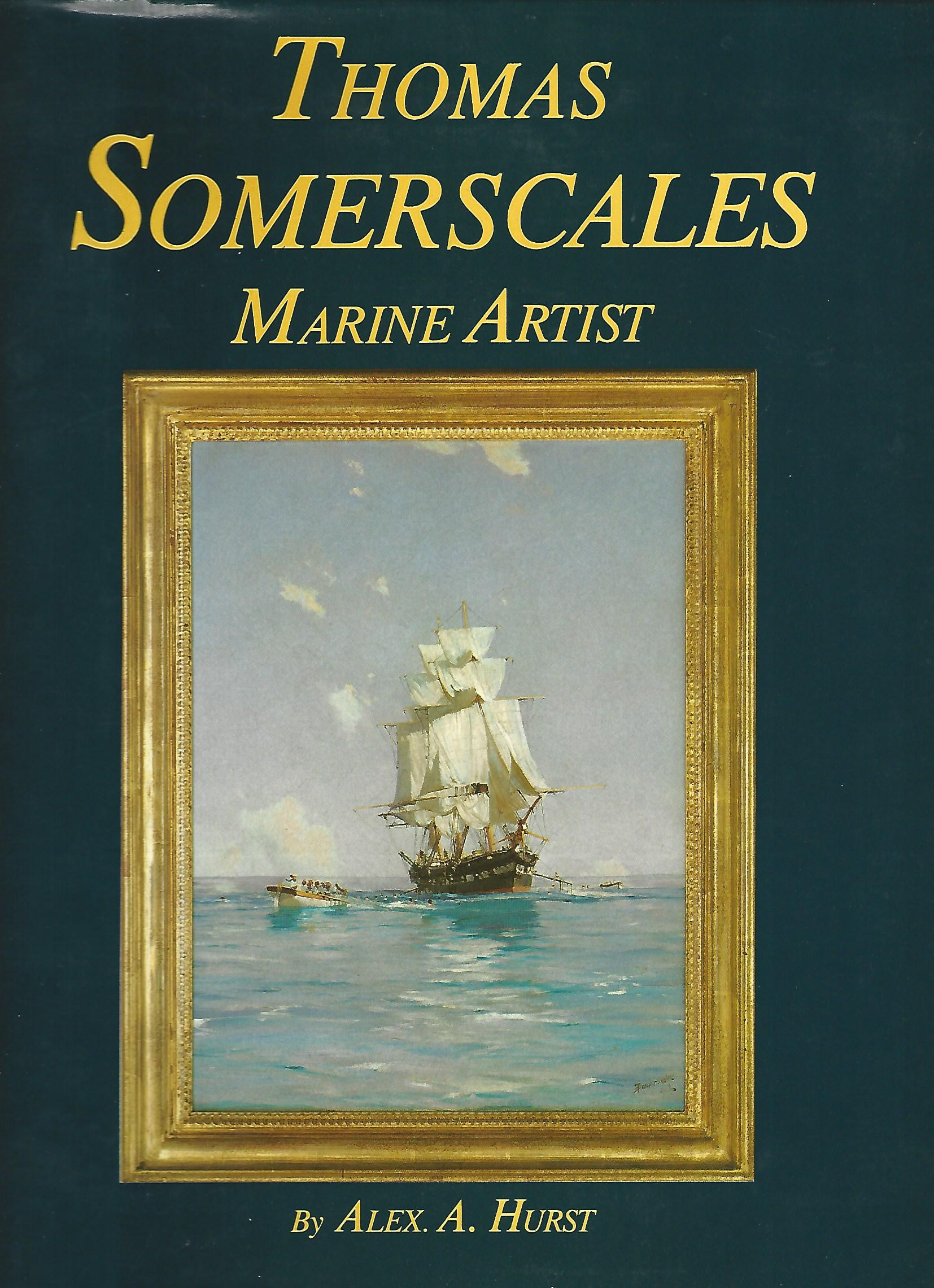 Image for Thomas Somerscales: Marine Artist