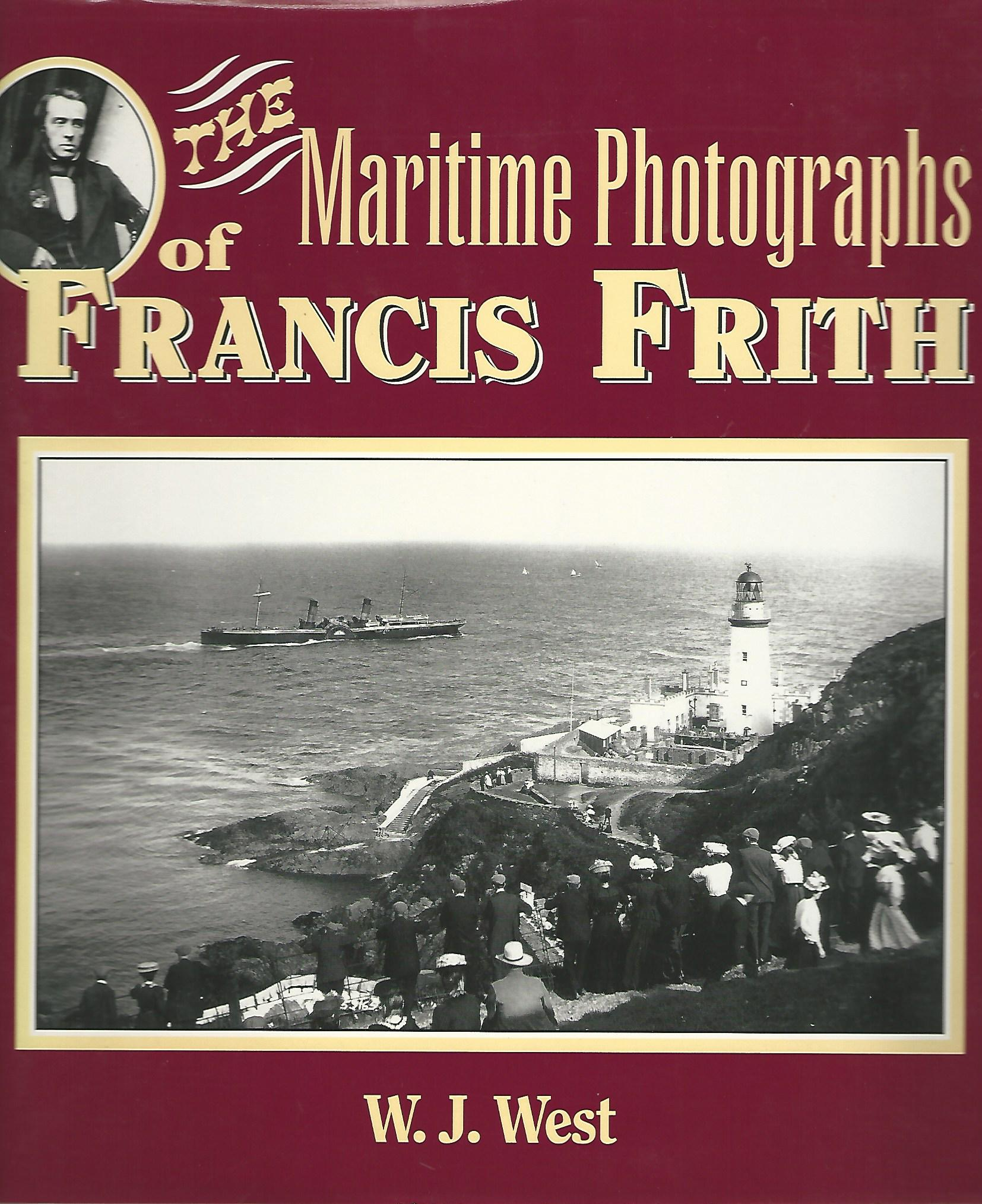 Image for The Maritime Photographs of Francis Frith
