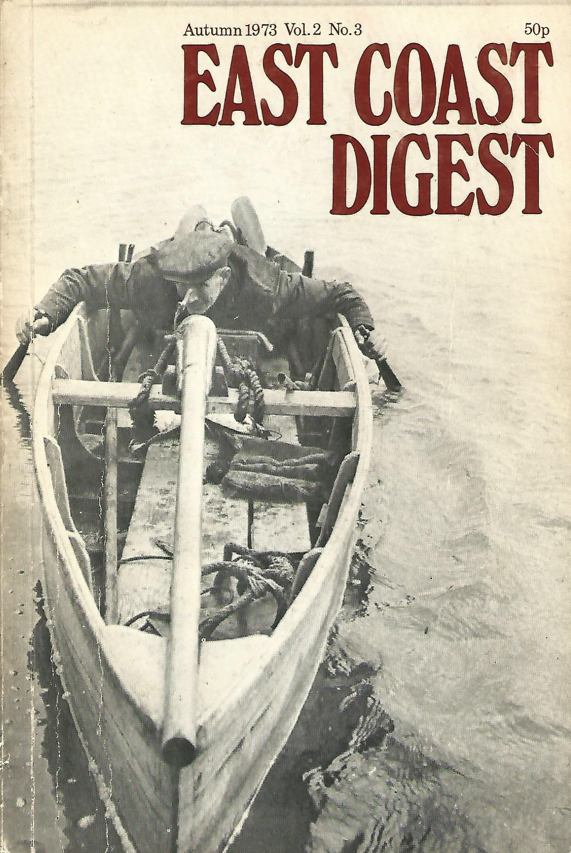 Image for East Coast Digest Vol.2 No.3.