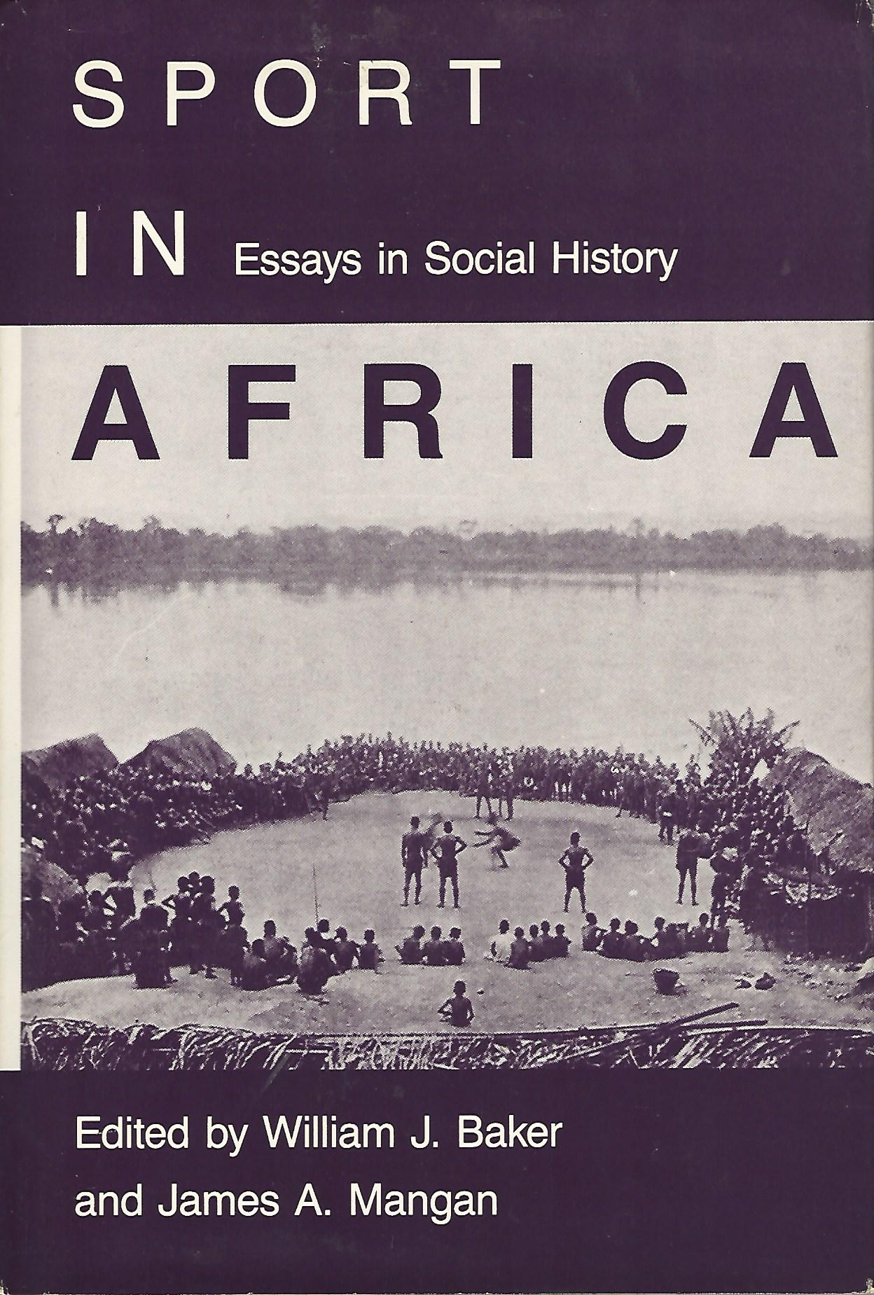 Image for Sport in Africa: Essays in Social History
