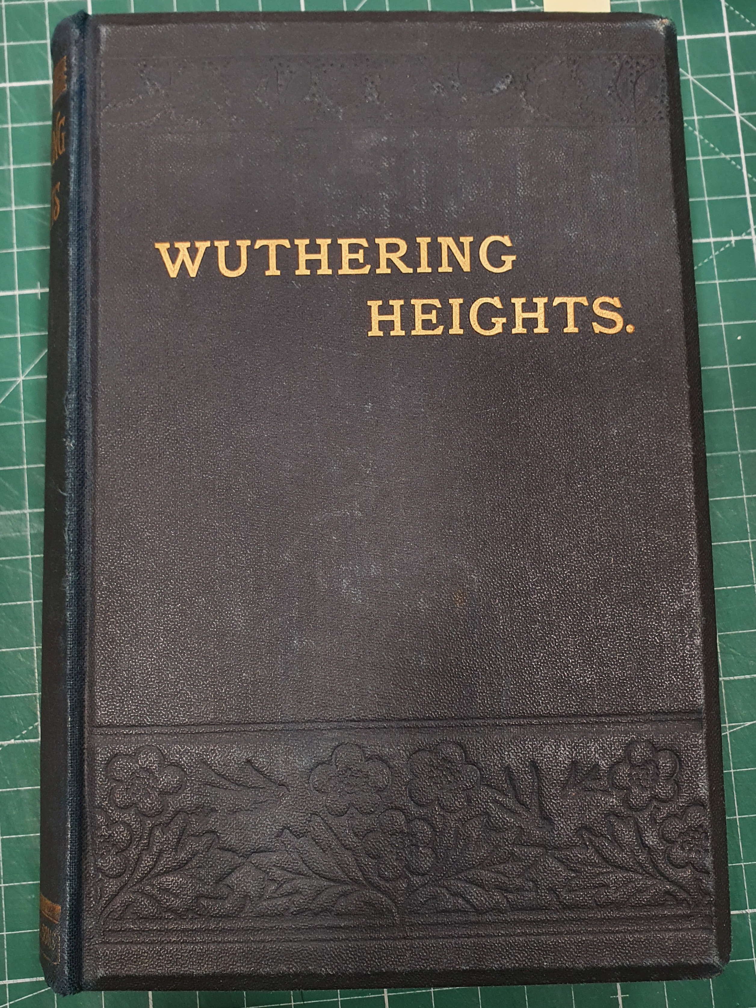 Image for Wuthering Heights & Agnes Grey