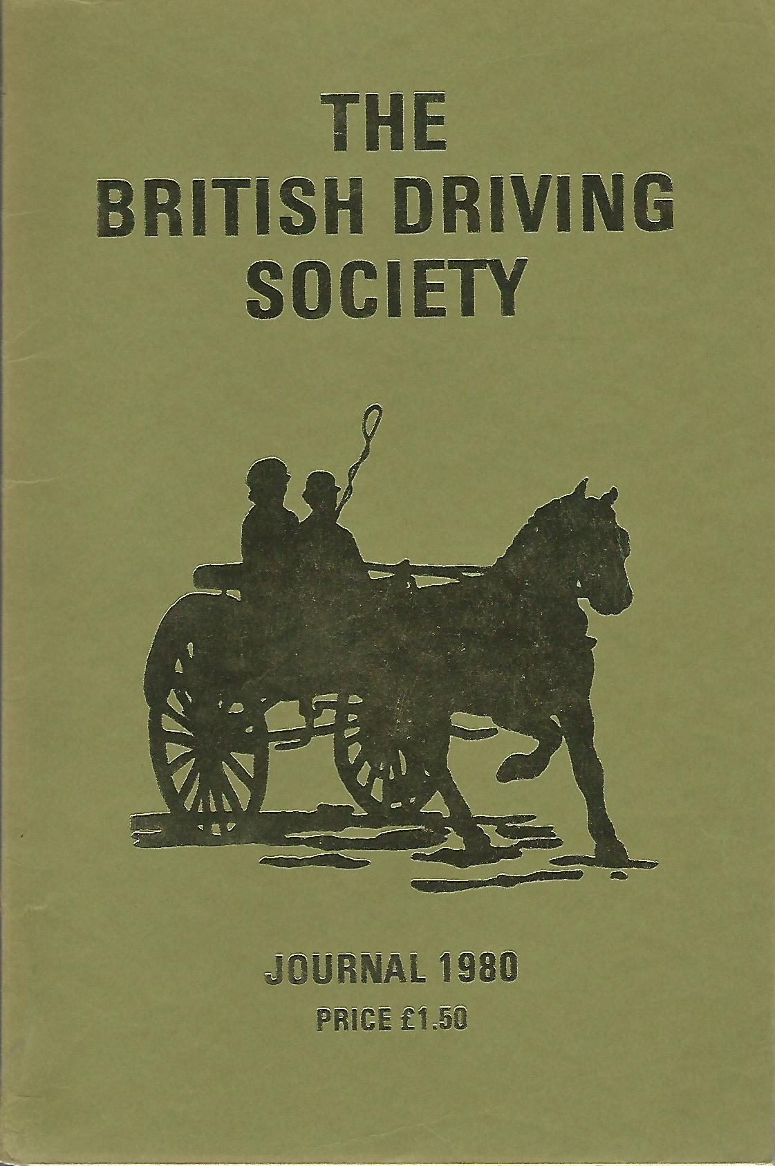 Image for The British Driving Society Journal 1980.