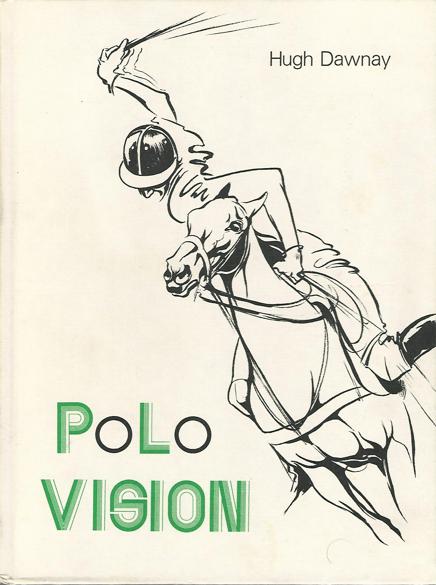 Image for Polo Vision: Learn to Play Polo with Hugh Dawnay
