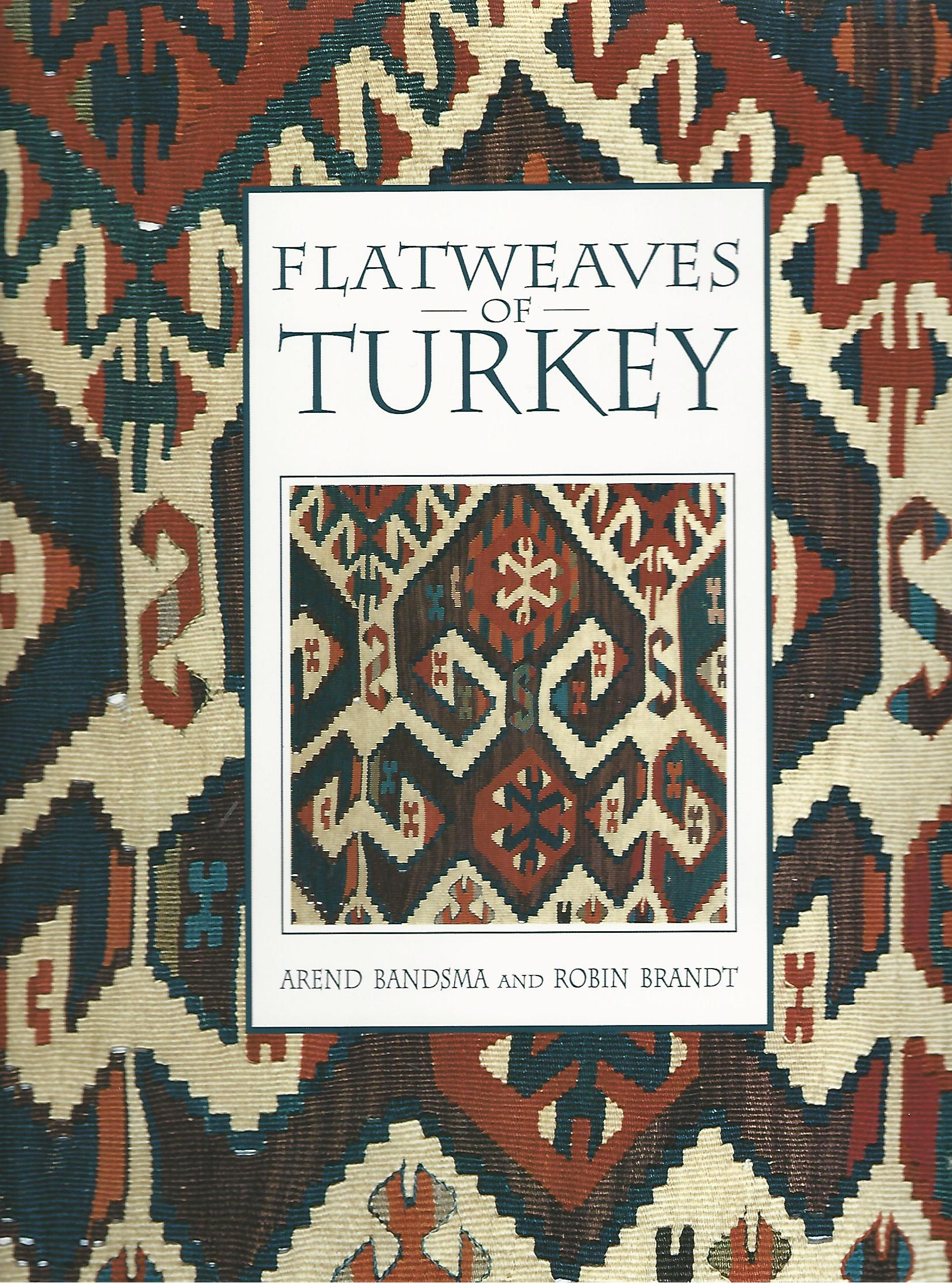 Image for Flatweaves of Turkey
