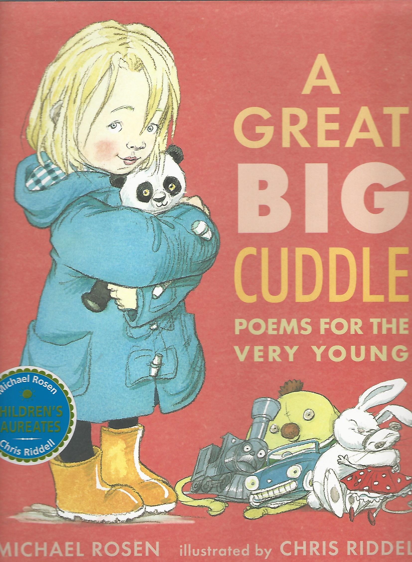 Image for A Great Big Cuddle: Poems for the Very Young