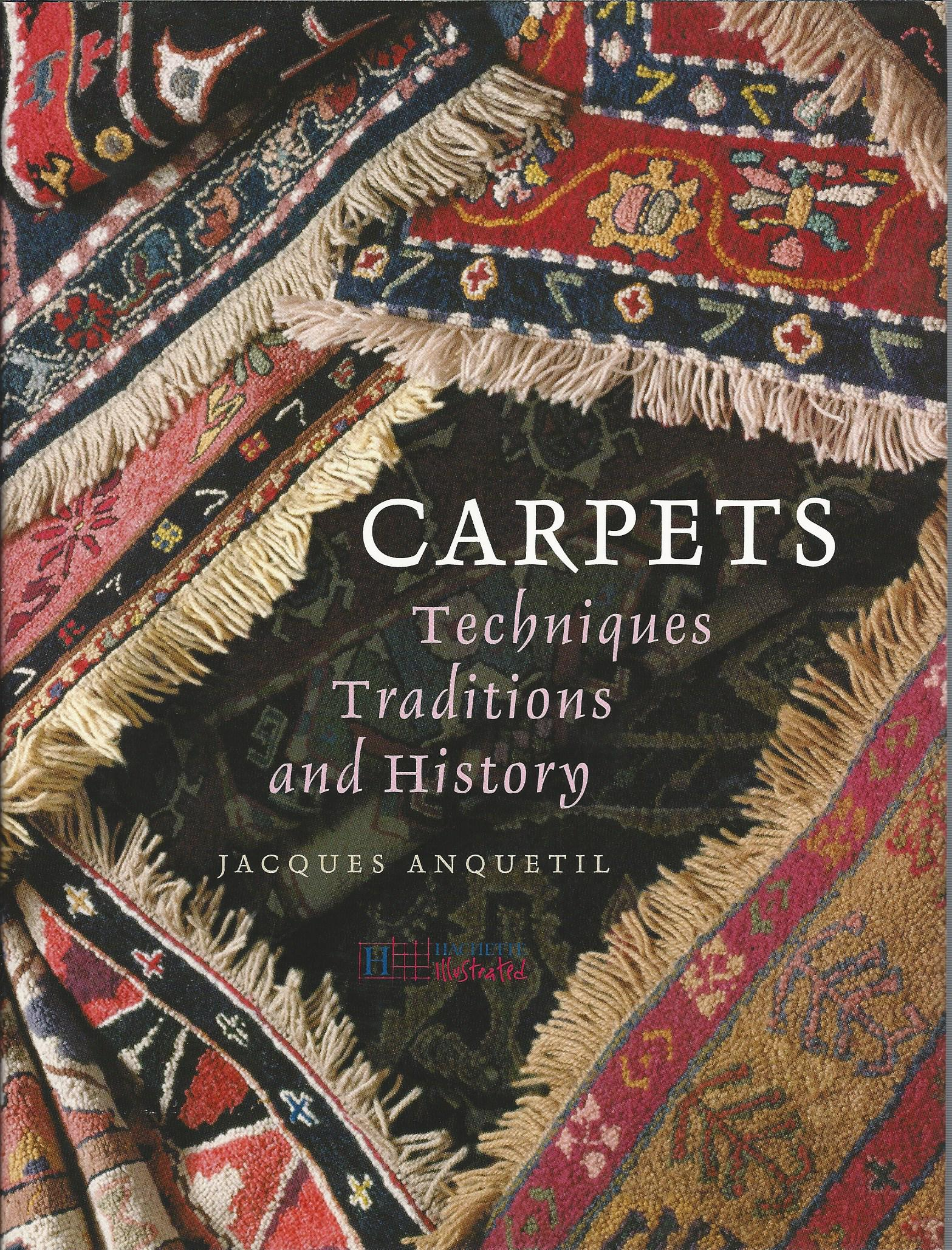 Image for Carpets (Techniques, Traditions and History)