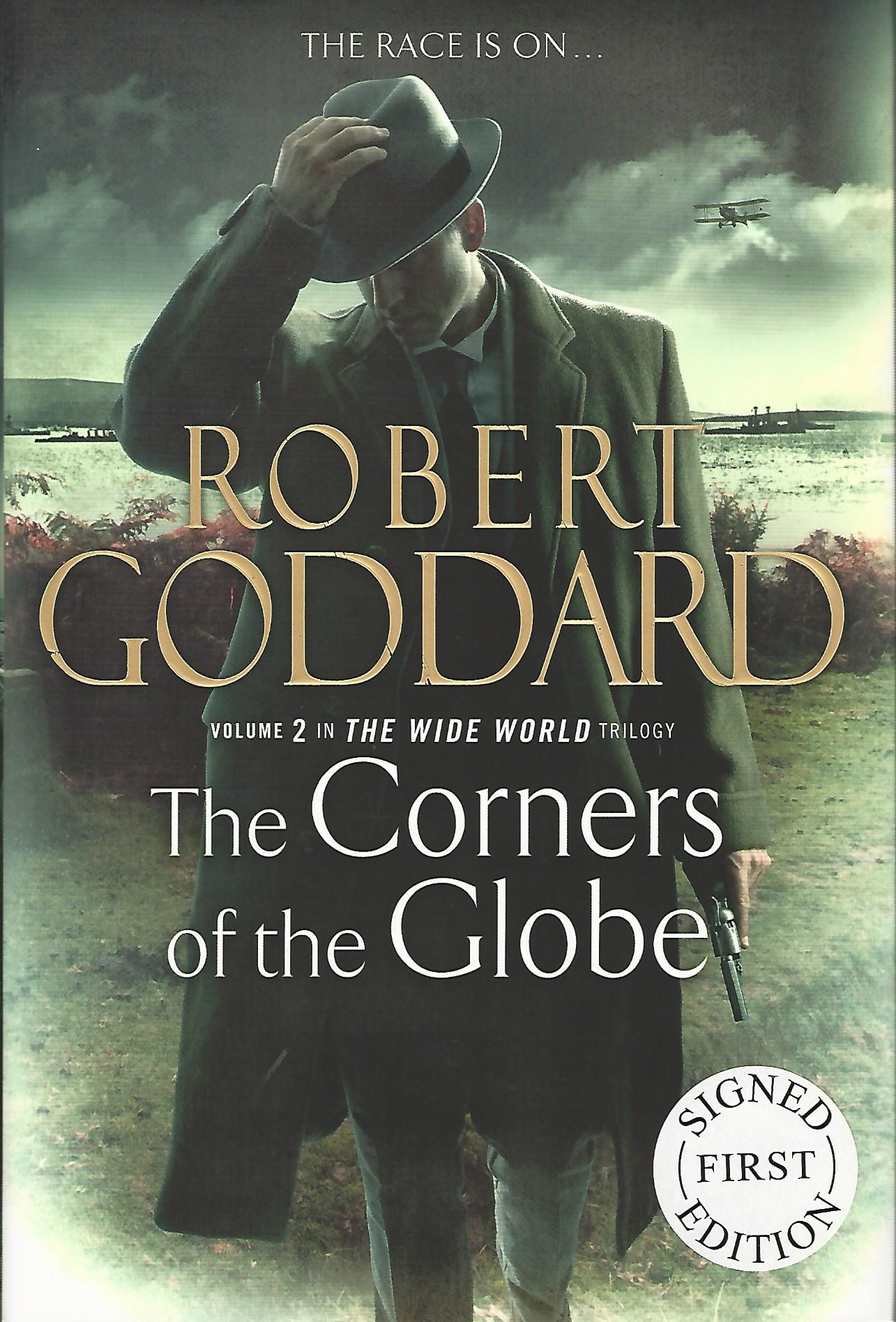 Image for The Corners of the Globe: The Wide World - James Maxted 2.