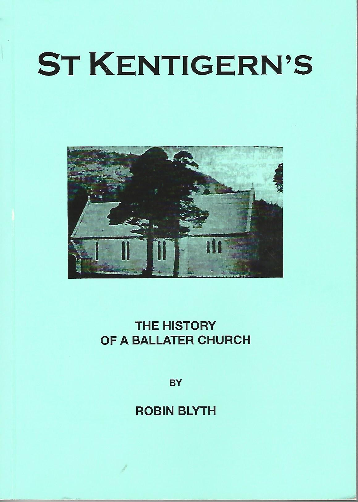 Image for St Kentigern's: the History of a Ballater Church.