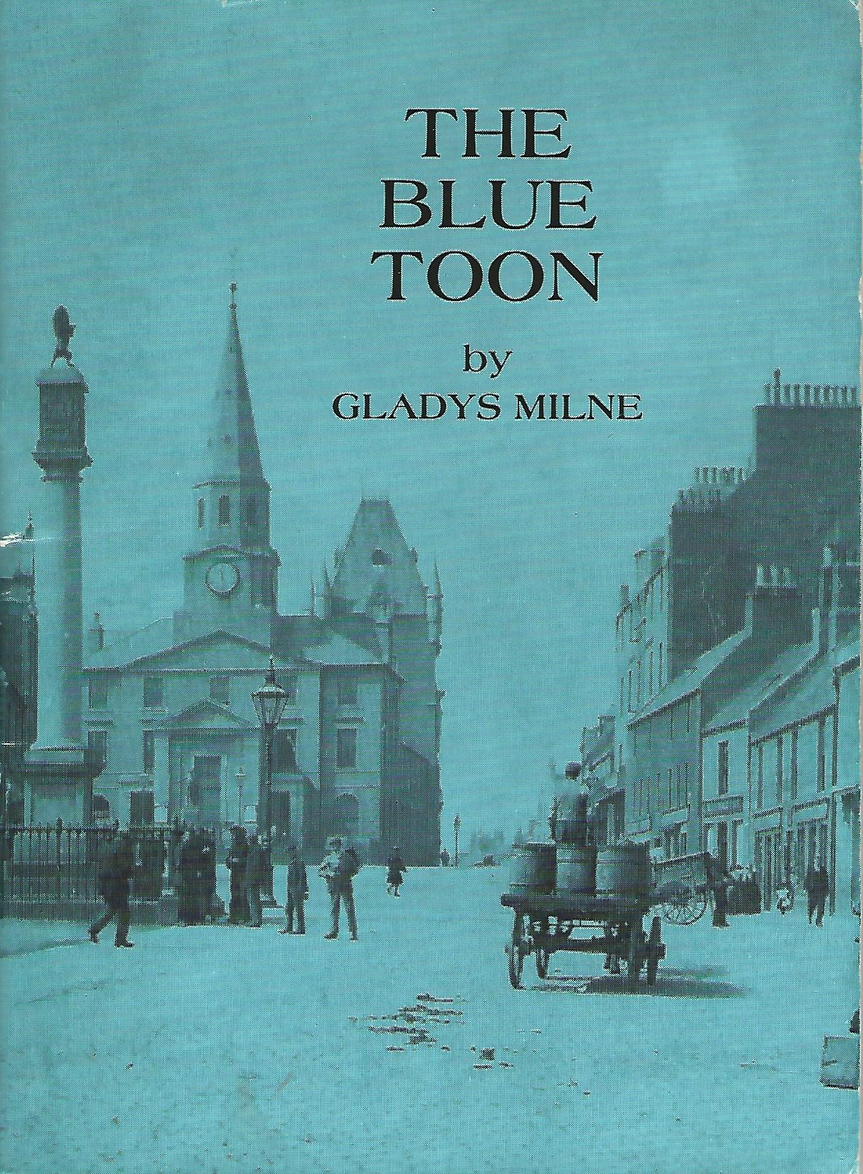 Image for The Blue Toon.