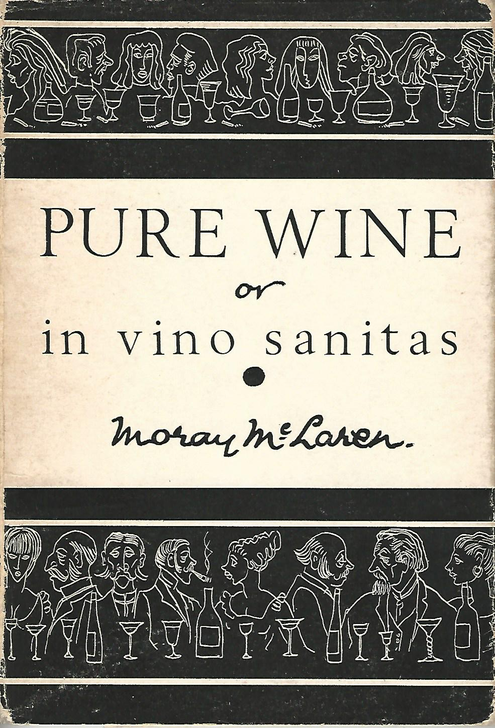 Image for Pure Wine or in Vino Sanitas.