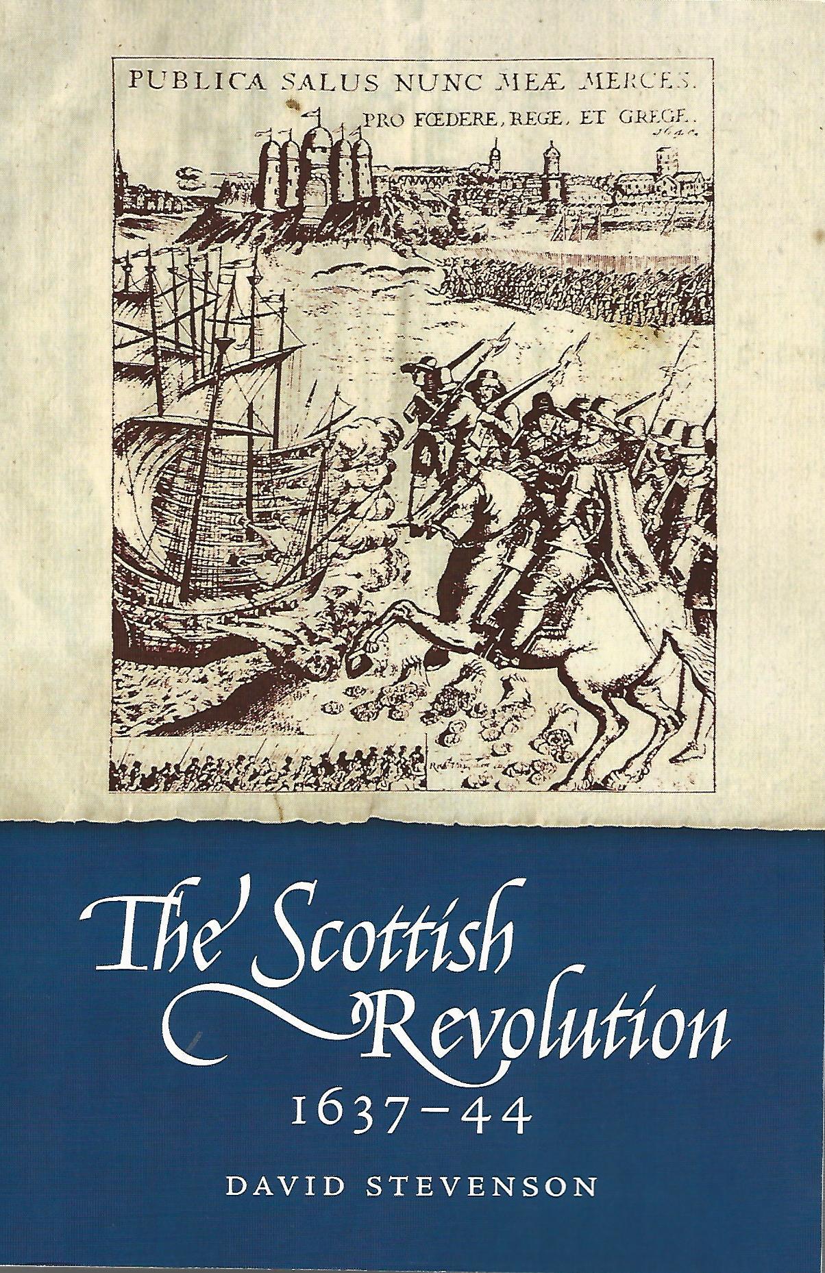 The Scottish Revolution 1637-44.