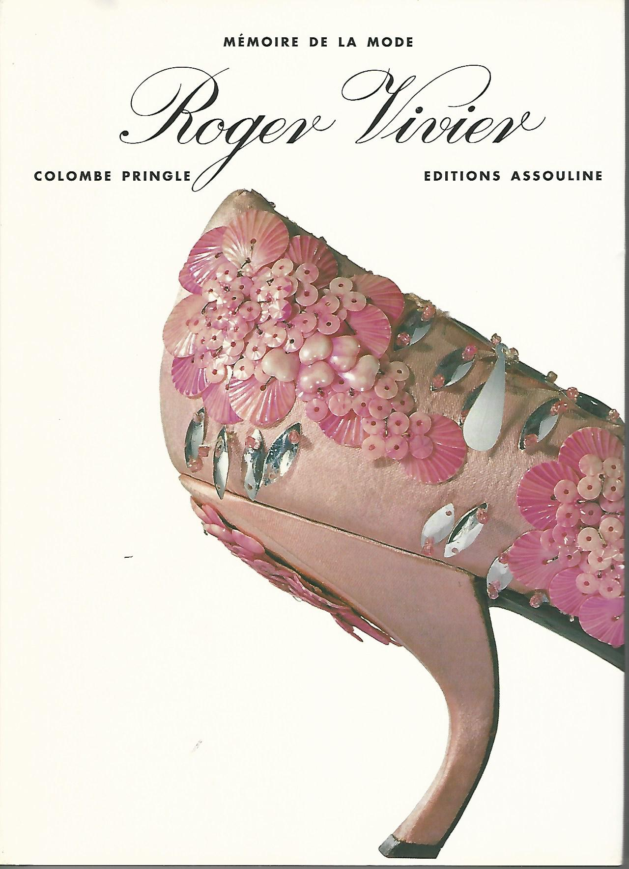 Image for Memoire a la mode Roger Vivier.