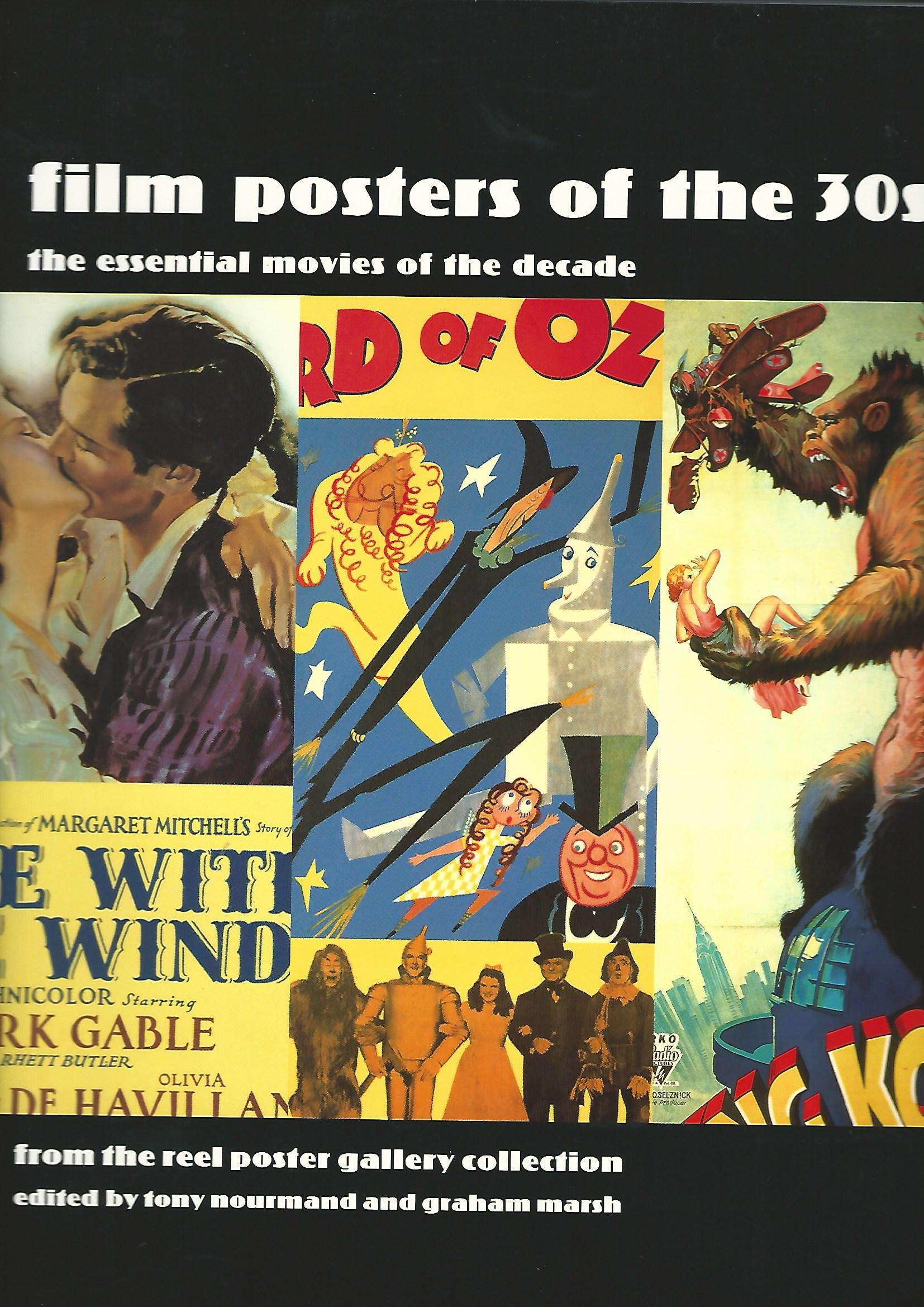 Image for Film Posters of the 30s. The Essential Movies of the Decade.