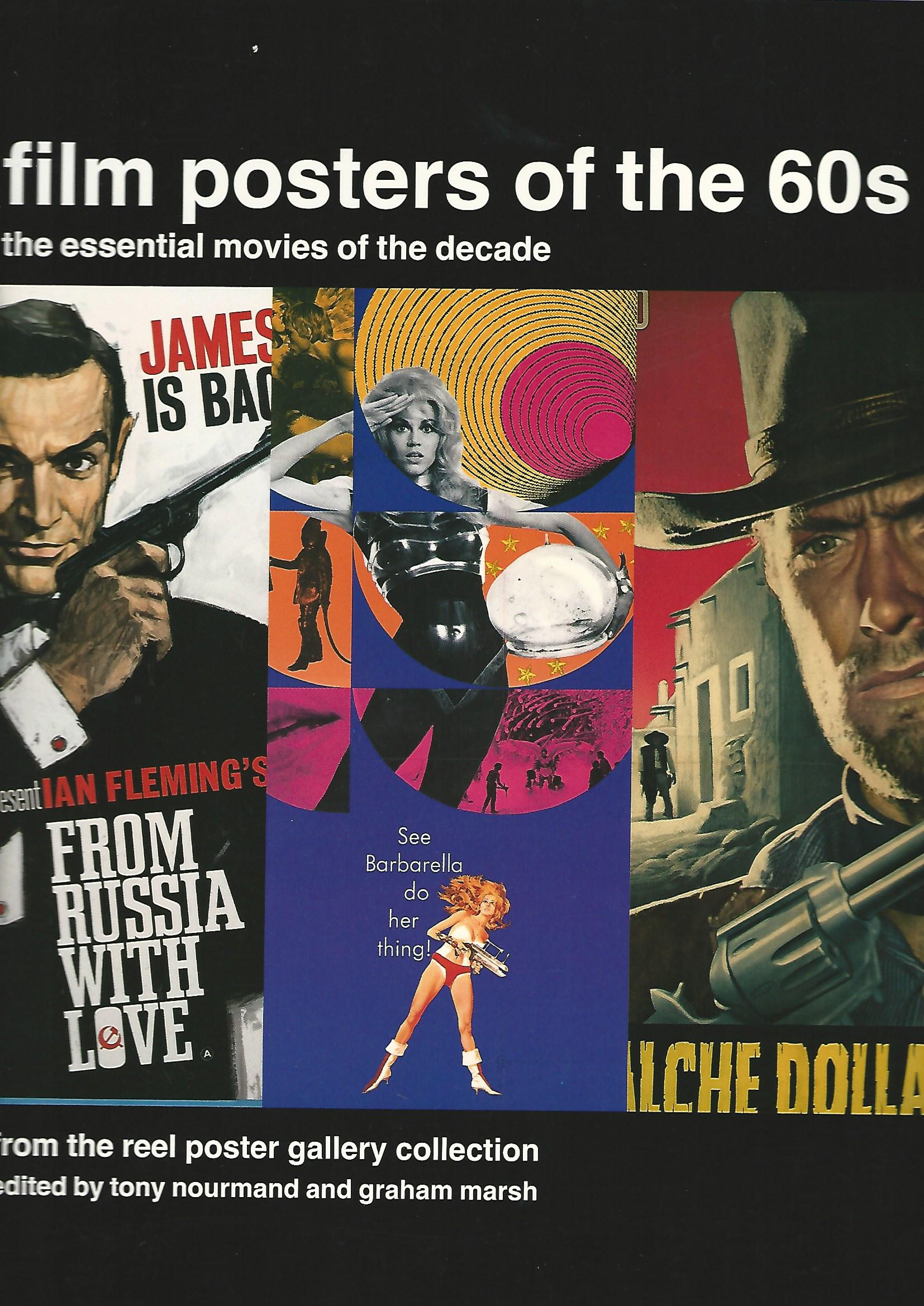 Image for Film Posters of the 60s. The Essential Movies of the Decade.