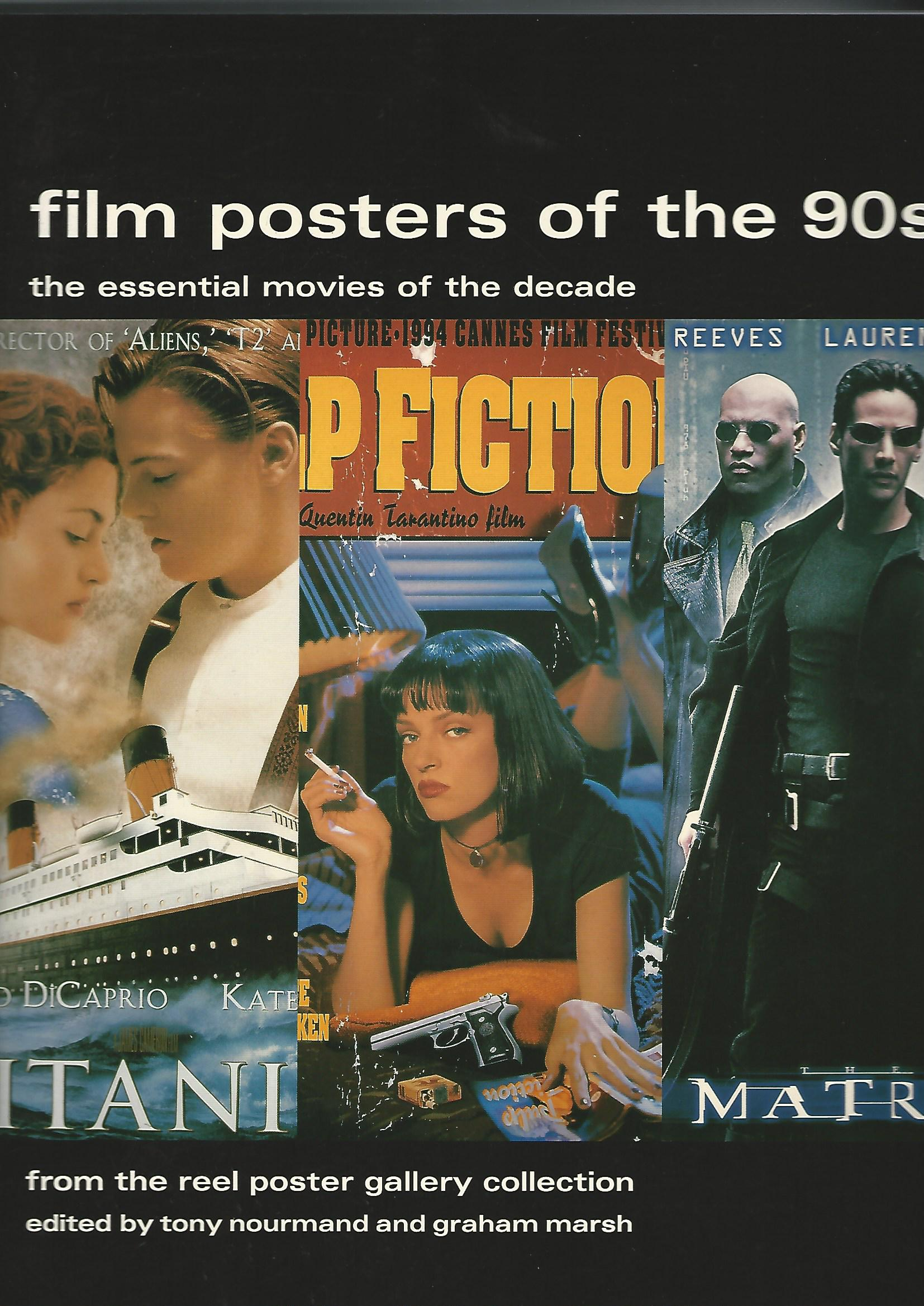 Image for Film Posters of the 90s. The Essential Movies of the Decade.