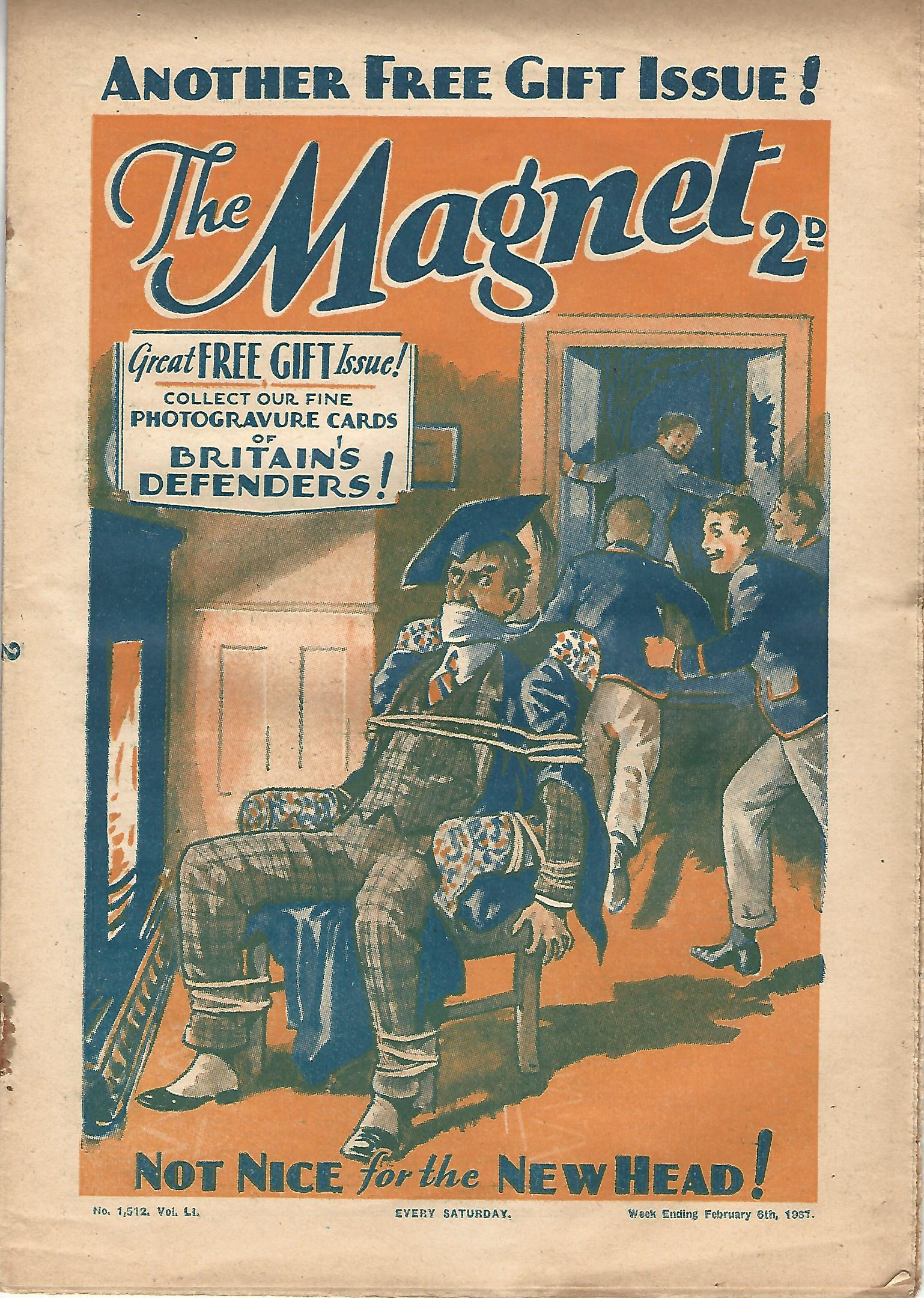 Image for The Magnet No.1512 Vol. LI.