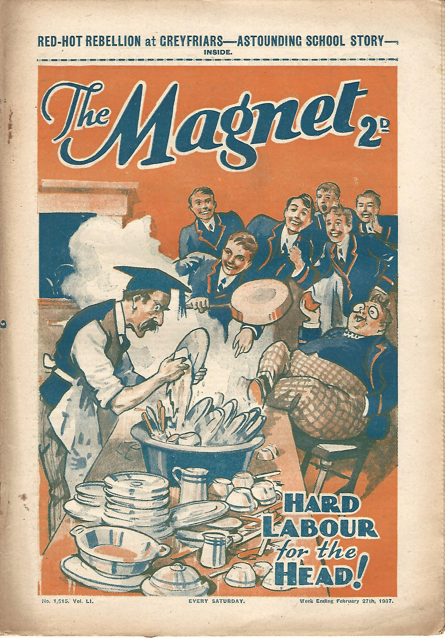 Image for The Magnet No.1515 Vol. LI.
