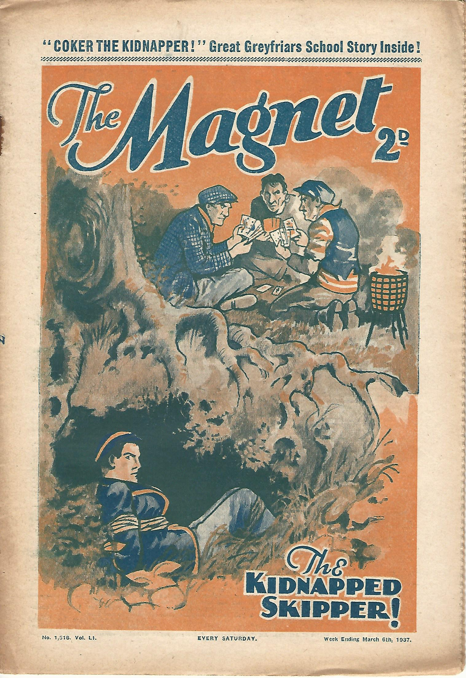 Image for The Magnet No.1516 Vol. LI.