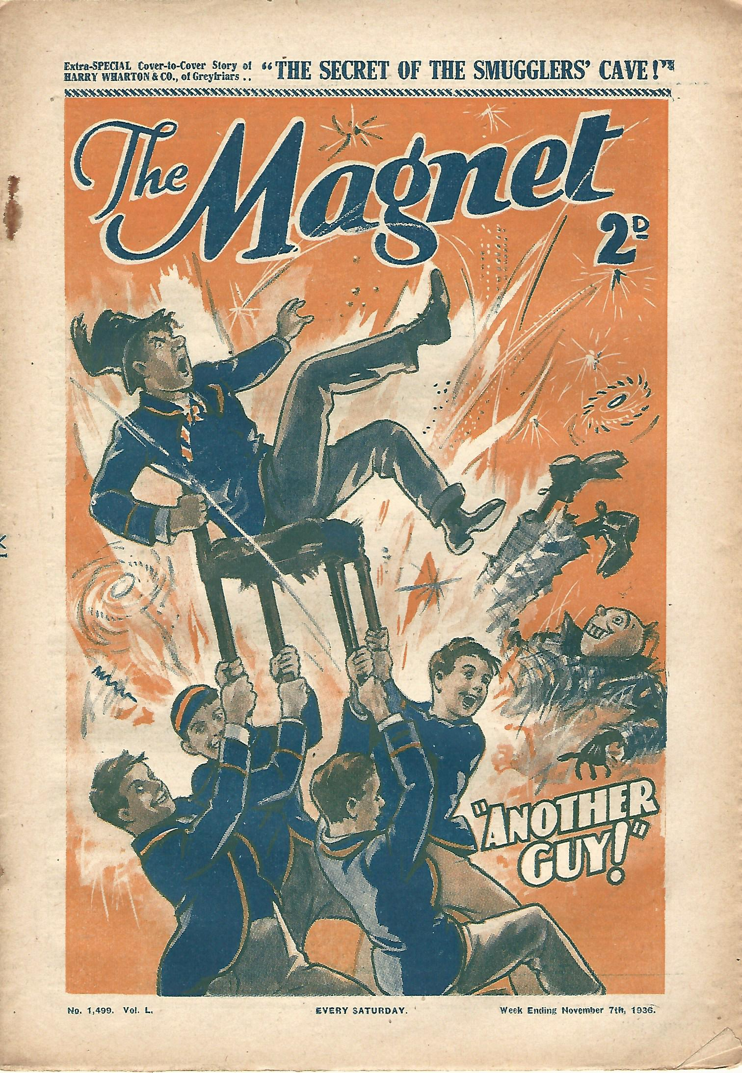 Image for The Magnet No.1499 Vol. L.
