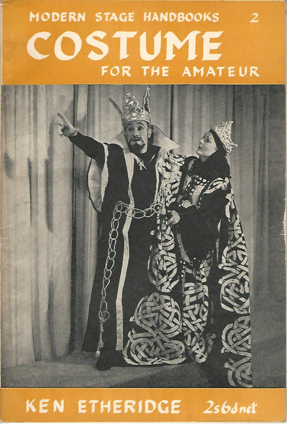 Image for Modern Stage handbooks: Costume for the Amateur. Number 2.