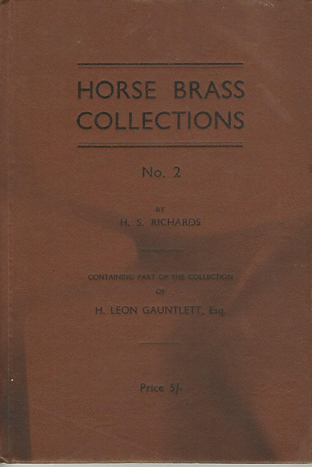 Image for Horse Brass Collections: Number 2.
