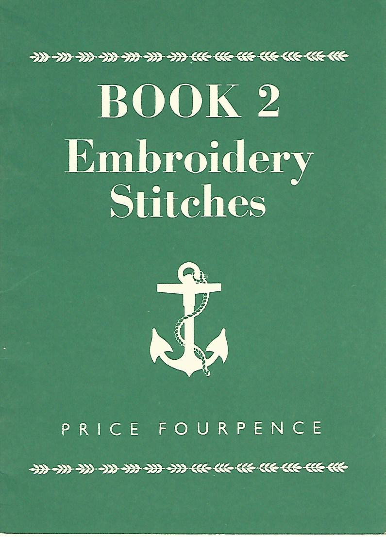 Image for Embroidery Stitches, Book 2.