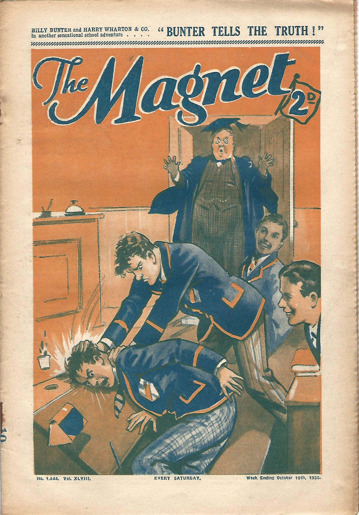 Image for The Magnet No. 1444 Vol. XLVIII.