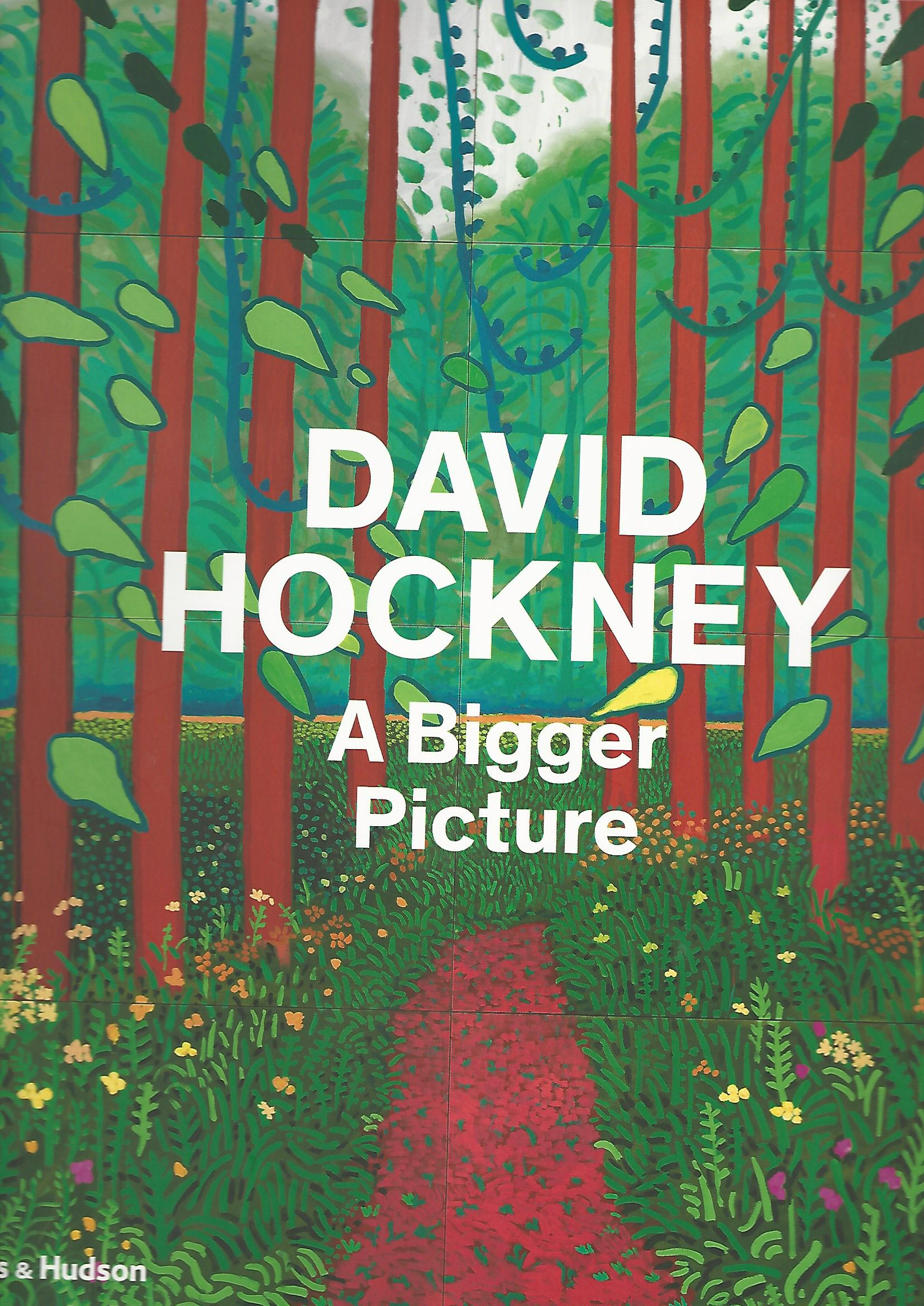 Image for David Hockney: A Bigger Picture.