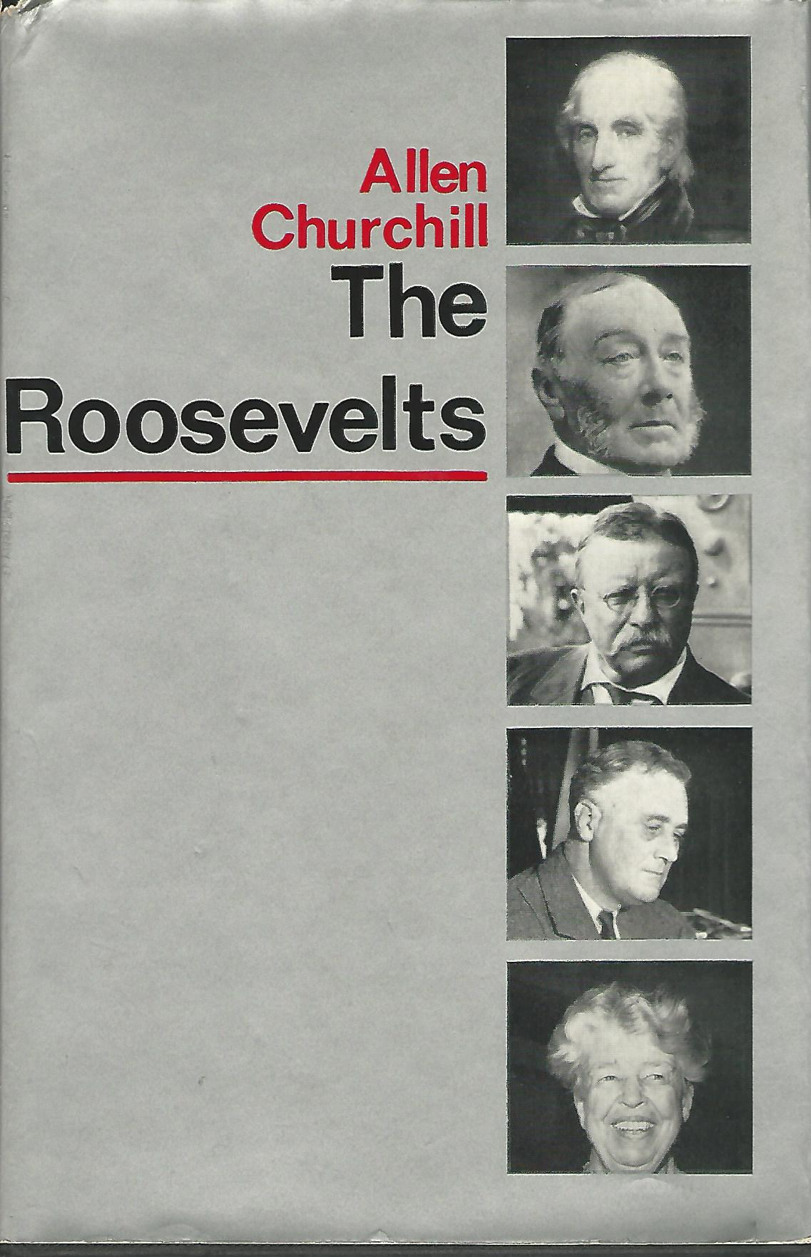 Image for The Roosevelts.