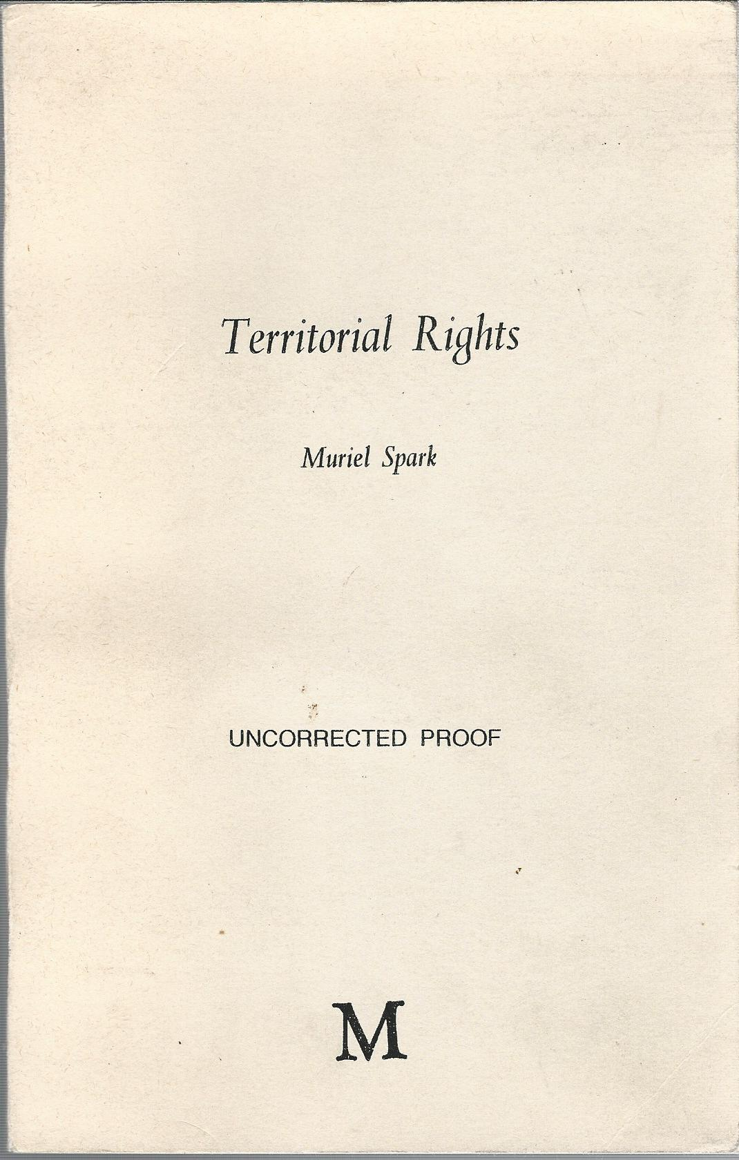Image for Territorial Rights.