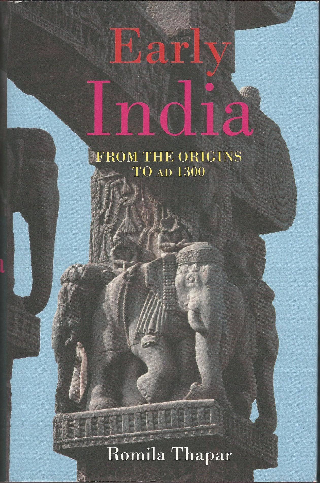 Image for Early India: From the Origins to AD 1300.