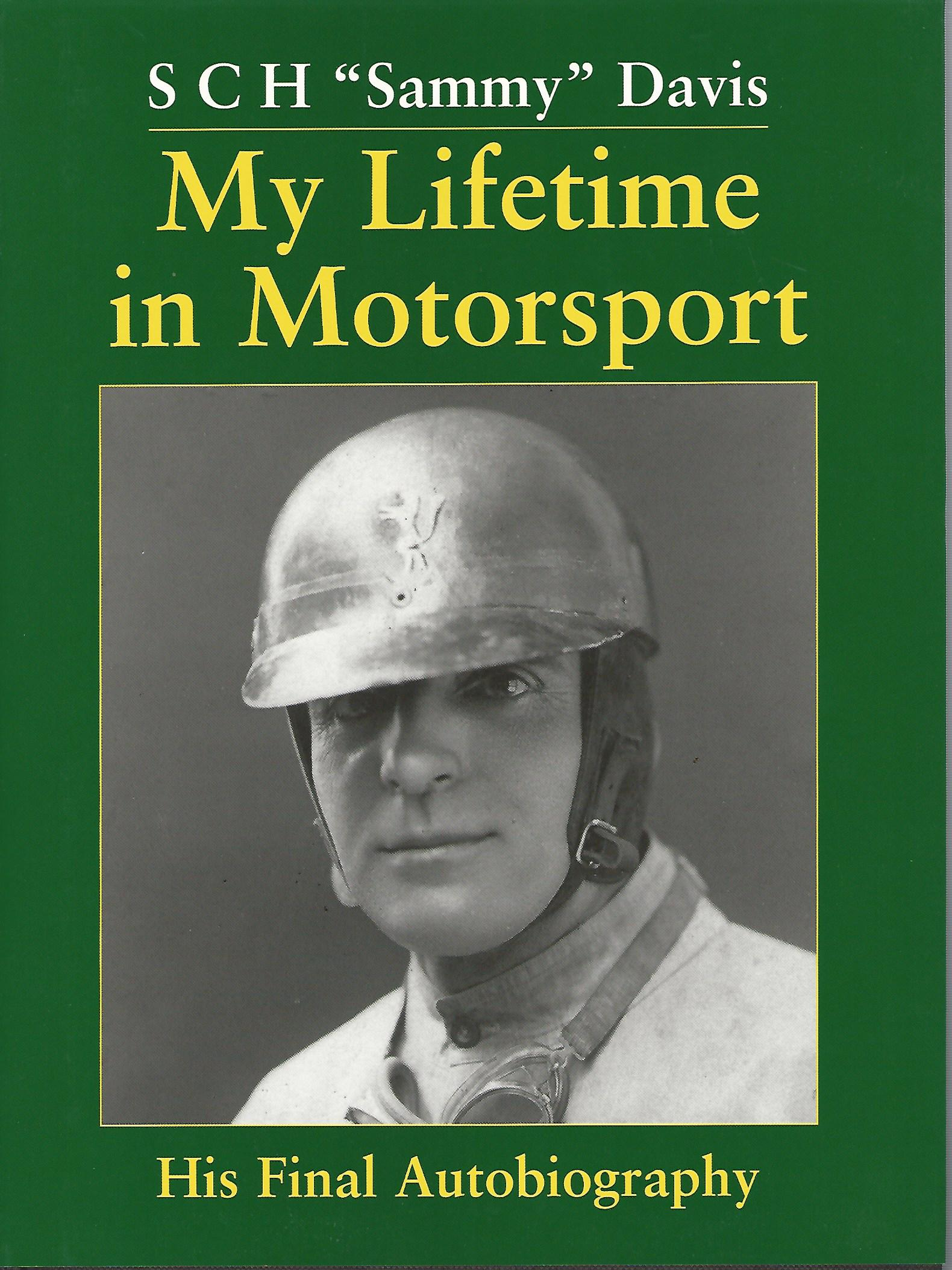 Image for My Life in Motorsport: His Final Autobiography