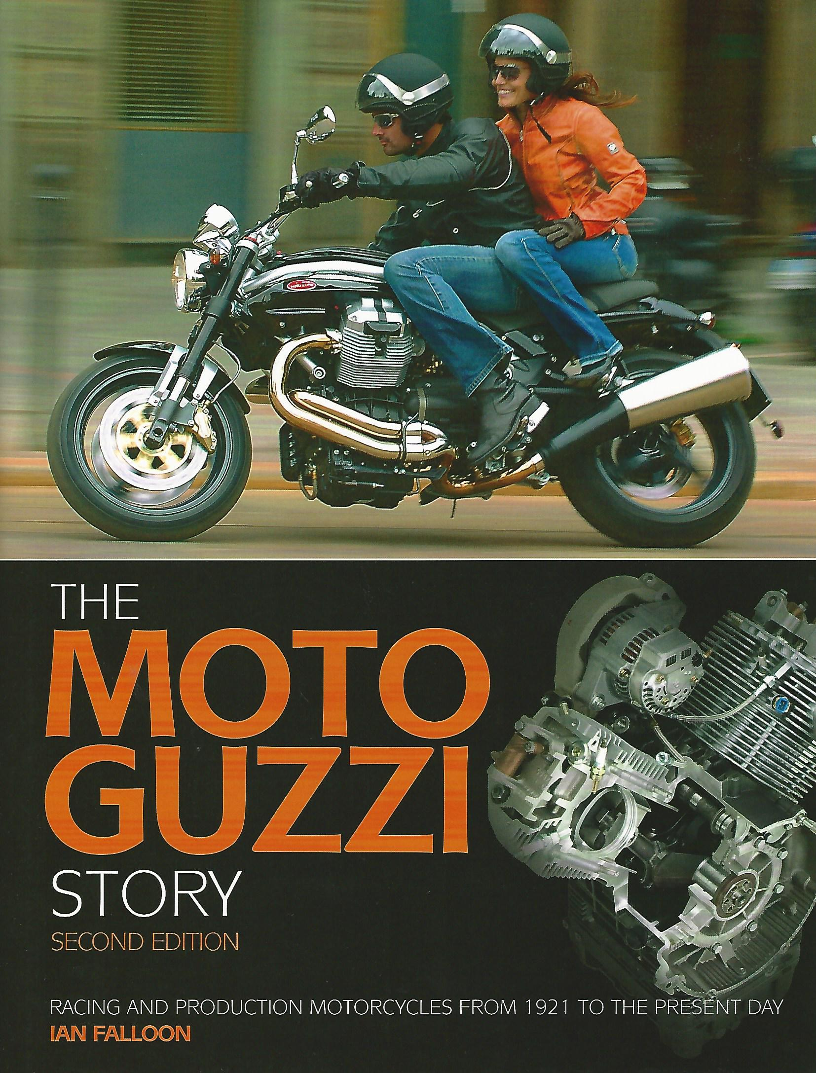 Image for Moto Guzzi Story: Racing and Production Models from 1921 to the Present Day.