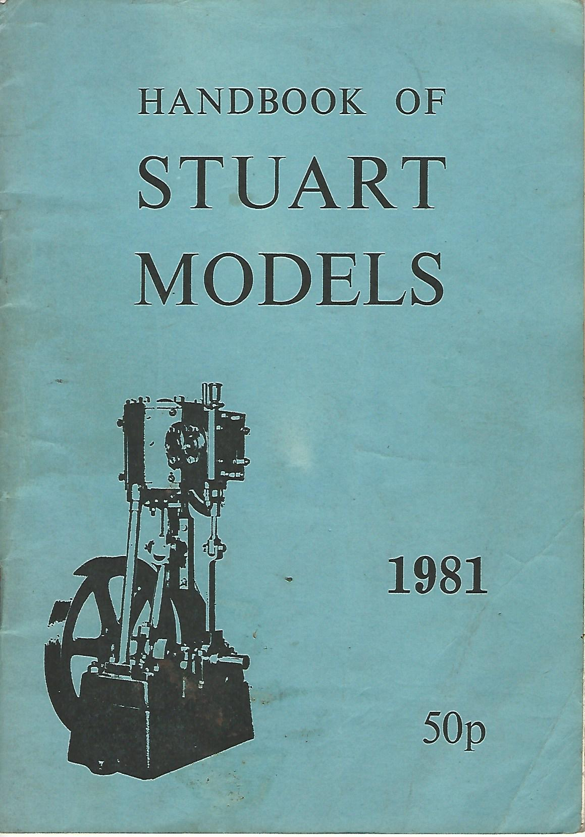 Image for Handbook of Stuart Models 1981.