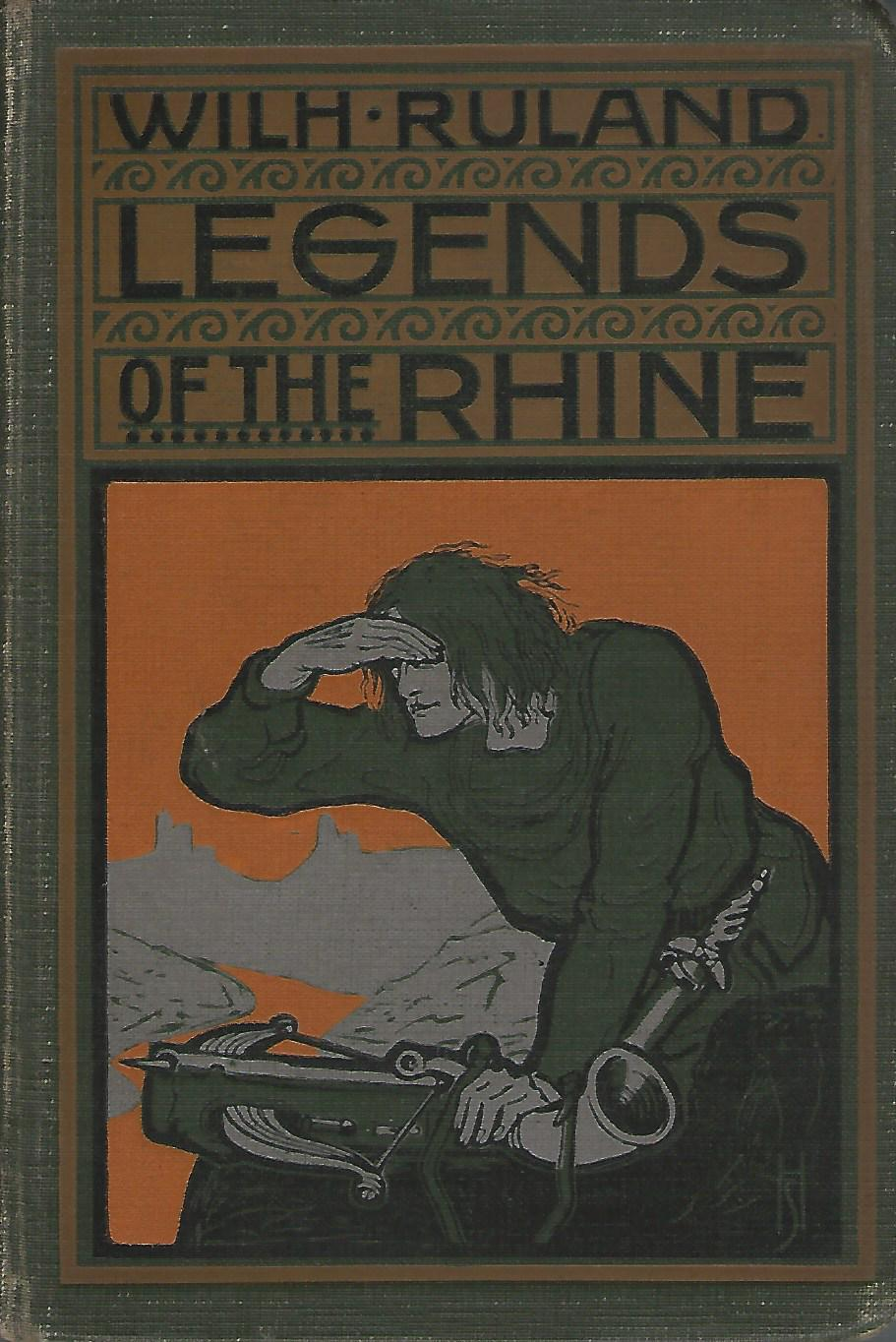 Image for Legends of the Rhine.