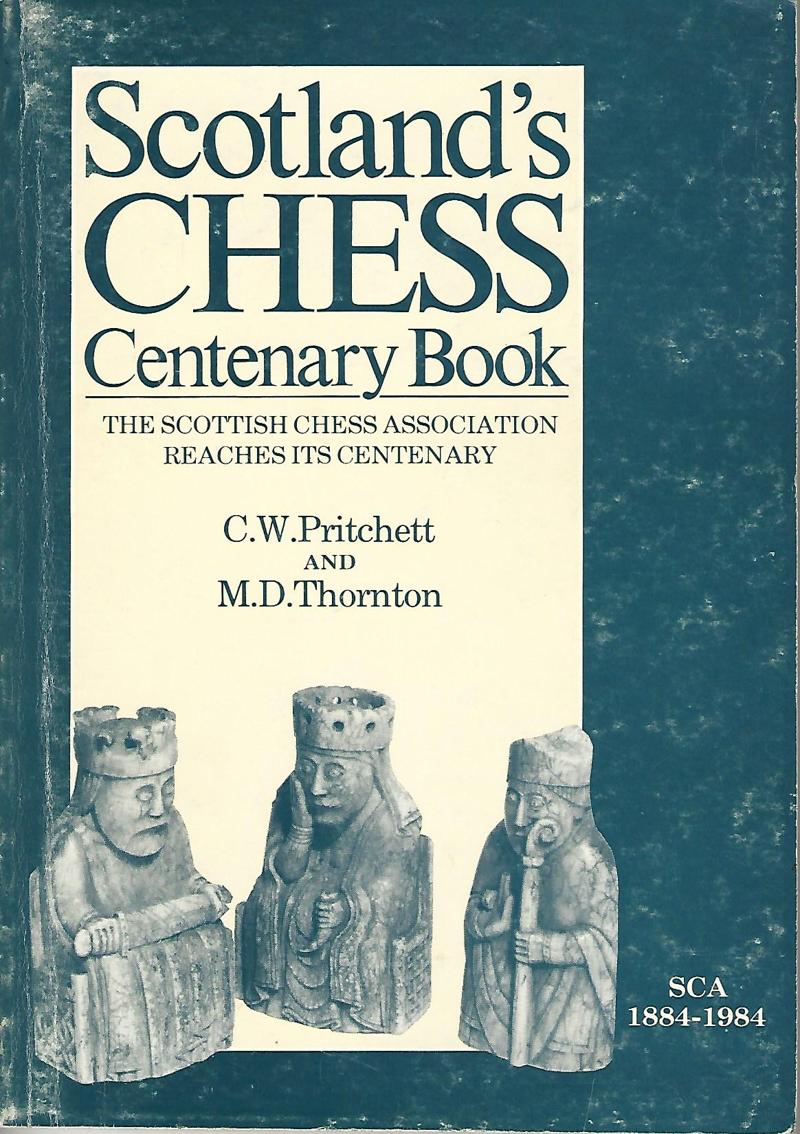 Image for Scotland's Chess Centenary Book.