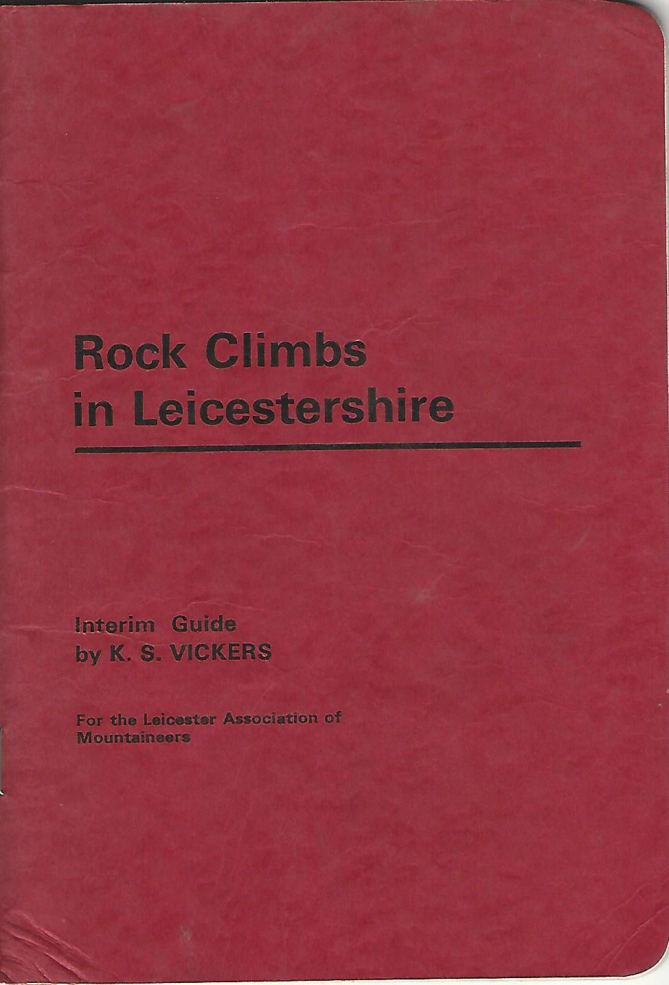 Image for Rock Climbs in Leicestershire.