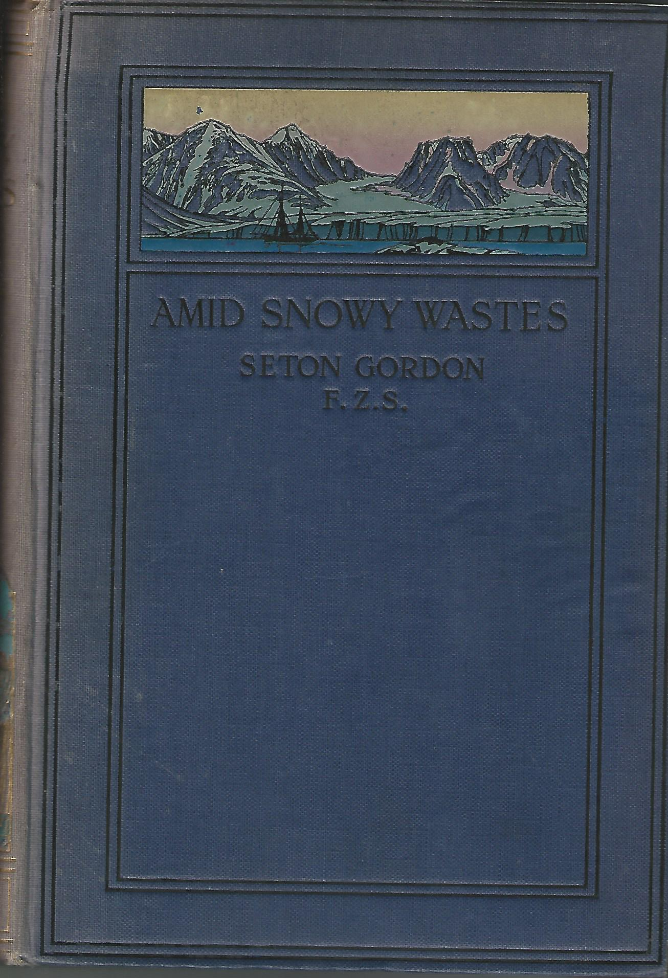 Image for Amid Snowy Wastes.