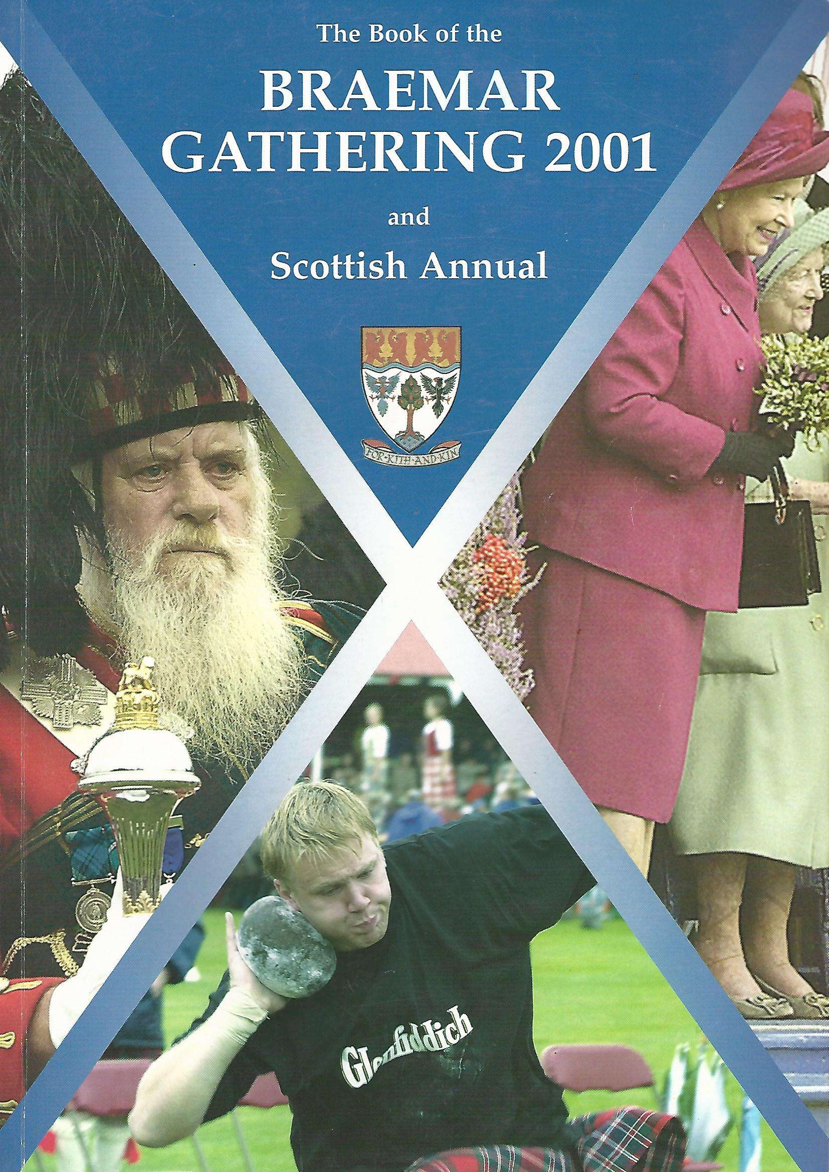 Image for The Book of the Braemar Gathering and Scottish Annual, 2001.