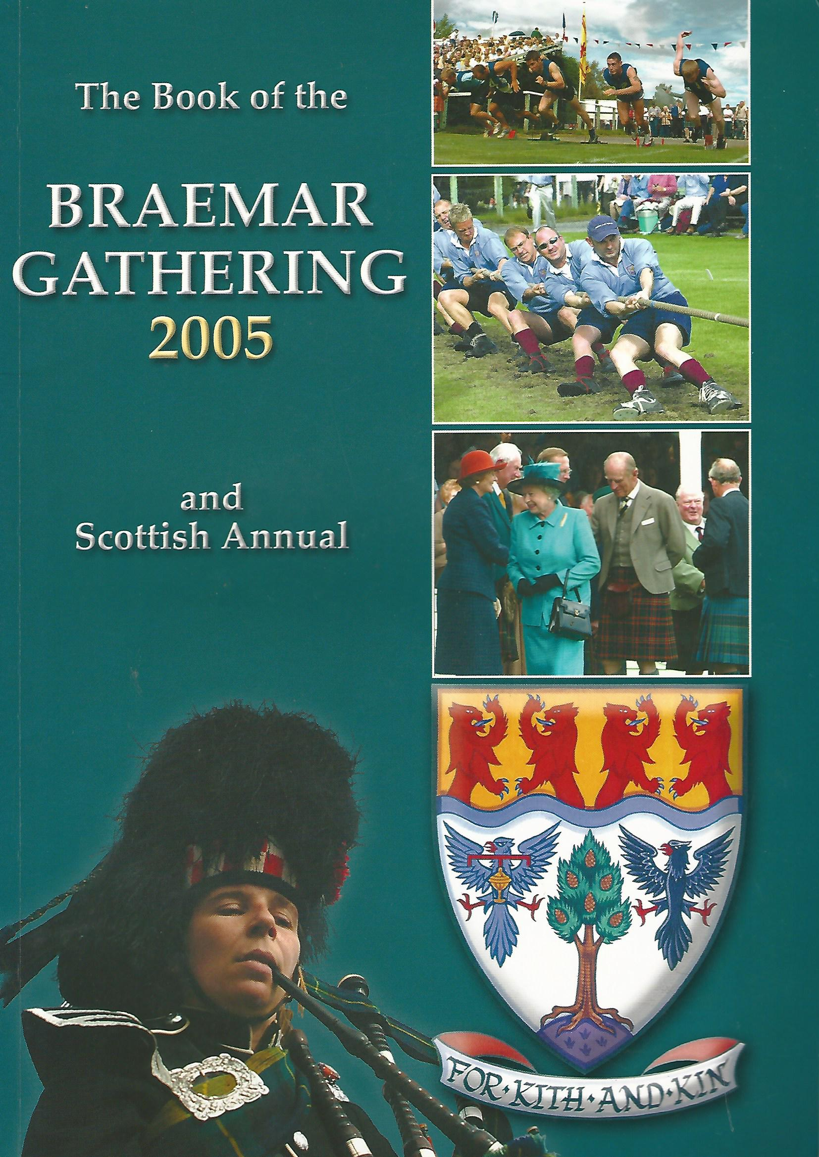 Image for The Book of the Braemar Gathering and Scottish Annual, 2005.