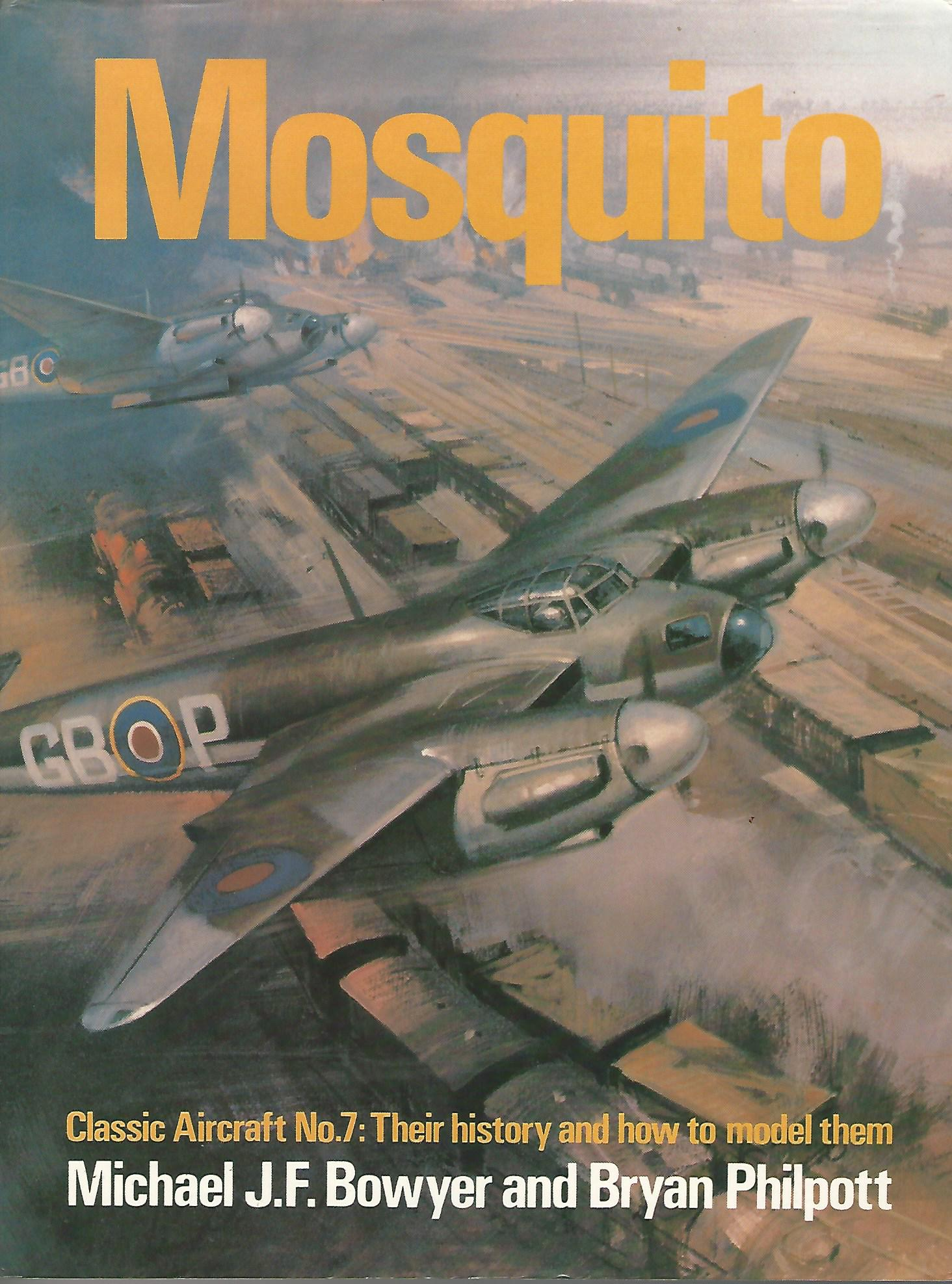 Image for Mosquito (Classic aircraft No7)
