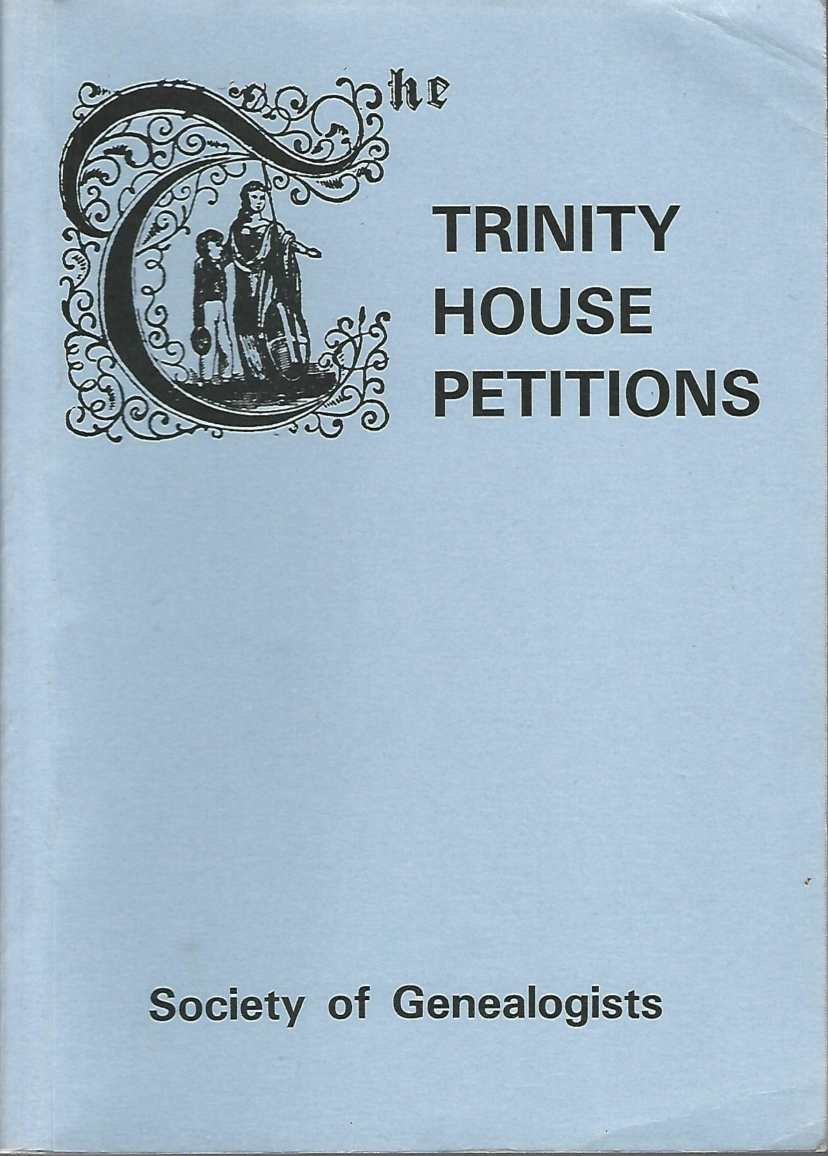 Image for Trinity House Petitions.