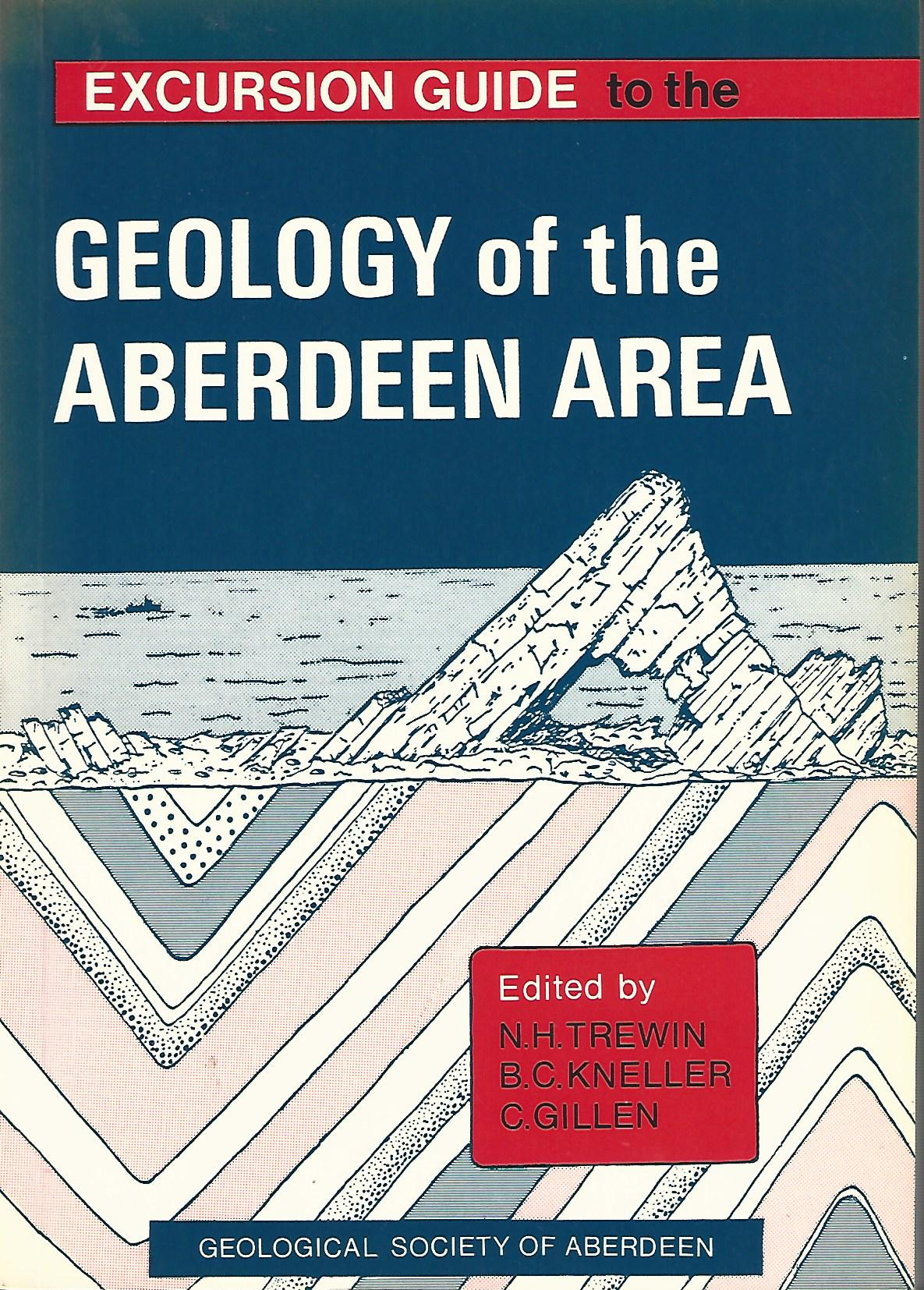 Image for Geology of the Aberdeen Area.