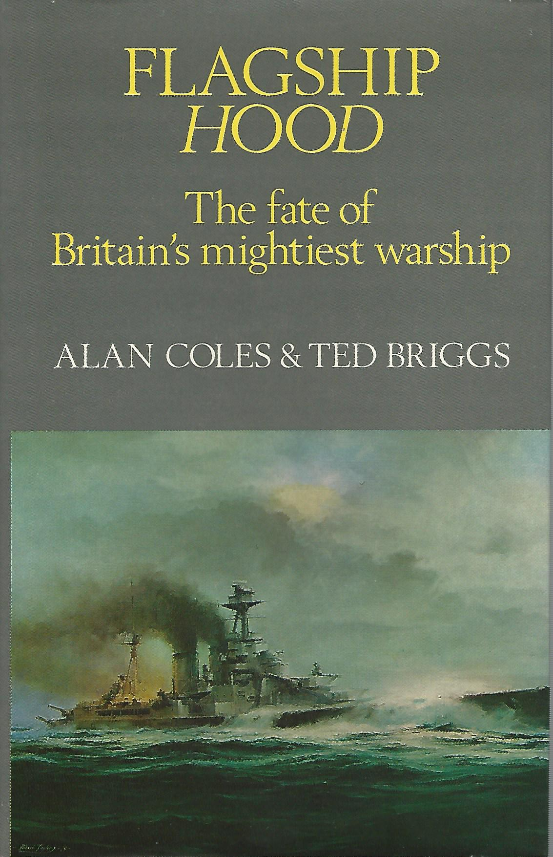 "Image for Flagship ""Hood"": The Fate of Britain's Mightiest Warship"